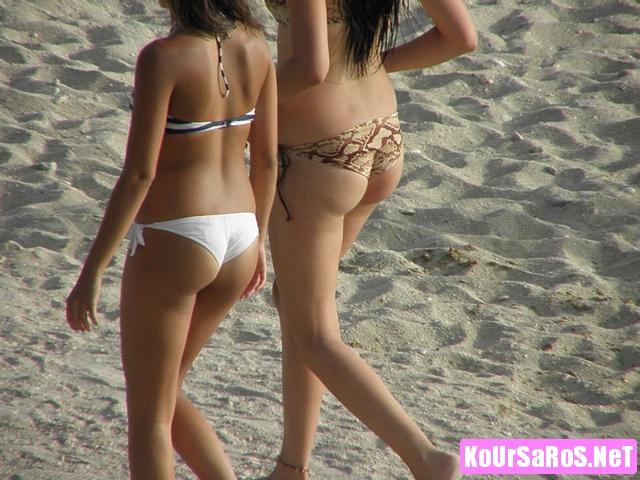 Πιπινοκωλαράκια σε Ελληνική παραλία... 58