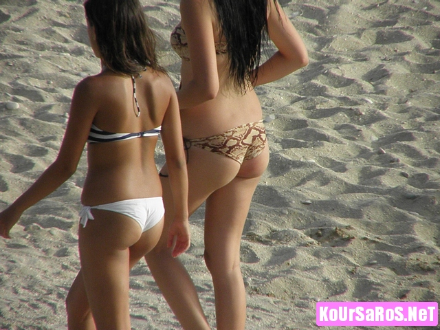 Πιπινοκωλαράκια σε Ελληνική παραλία... 57