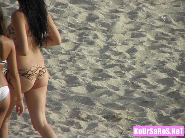 Πιπινοκωλαράκια σε Ελληνική παραλία... 55