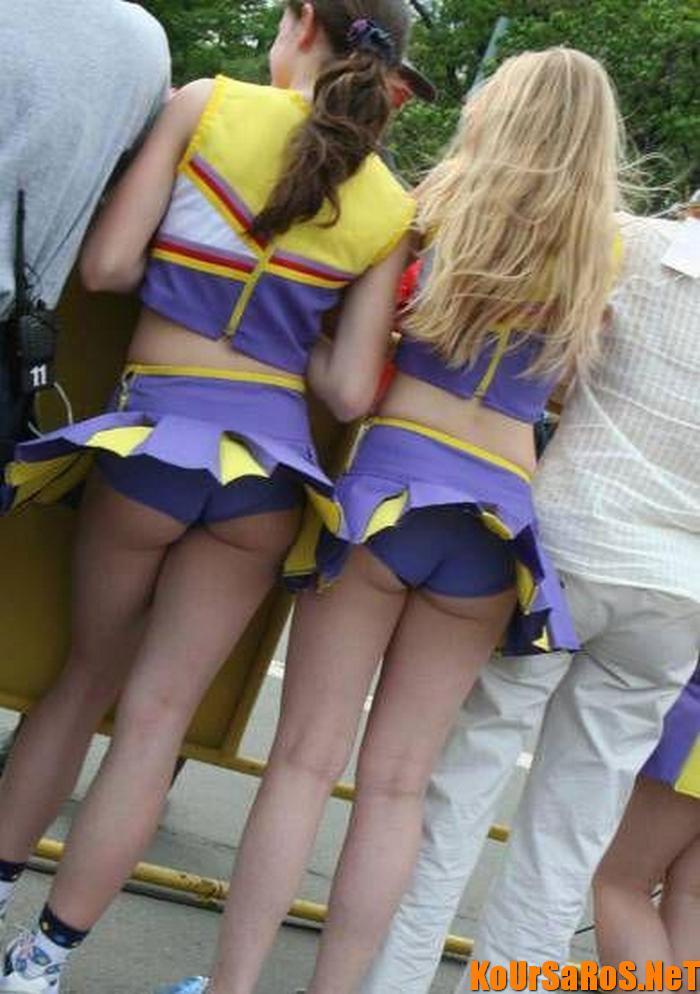 High School Dance Team Draws Controversy Over Sexy Uniforms