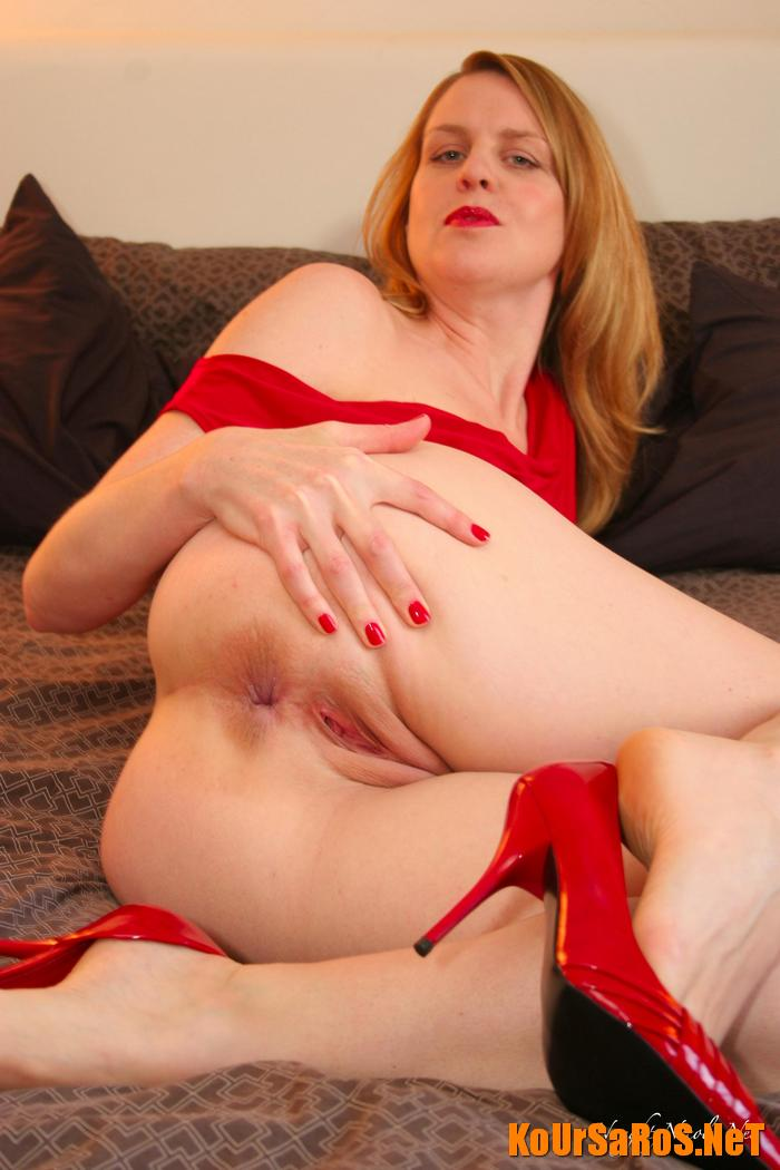 Sex red hot sexy mature