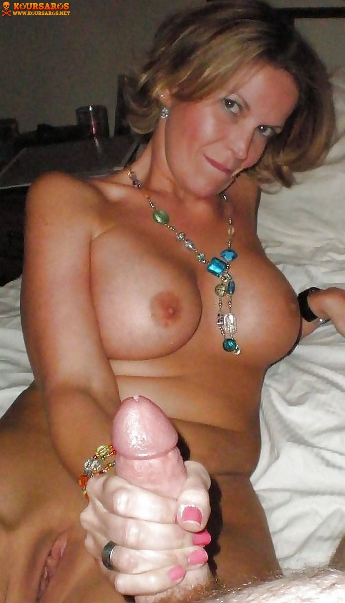 Milfs giving hand jobs