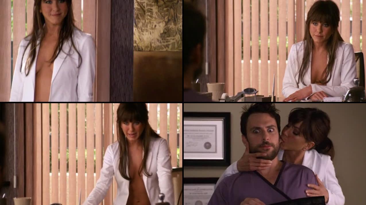 Η καυτή Jennifer Aniston προκαλεί στην ταινία «Horrible Bosses»