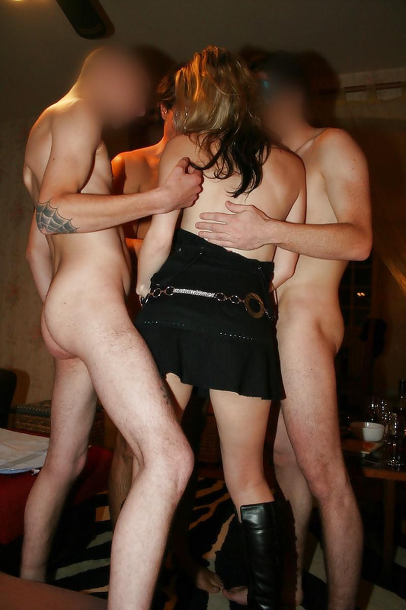 Hot swingers party