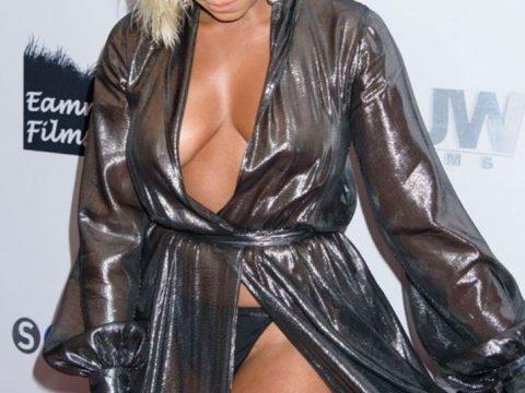 Ashanti Panties Stuck Screening New York City Kanoni 6