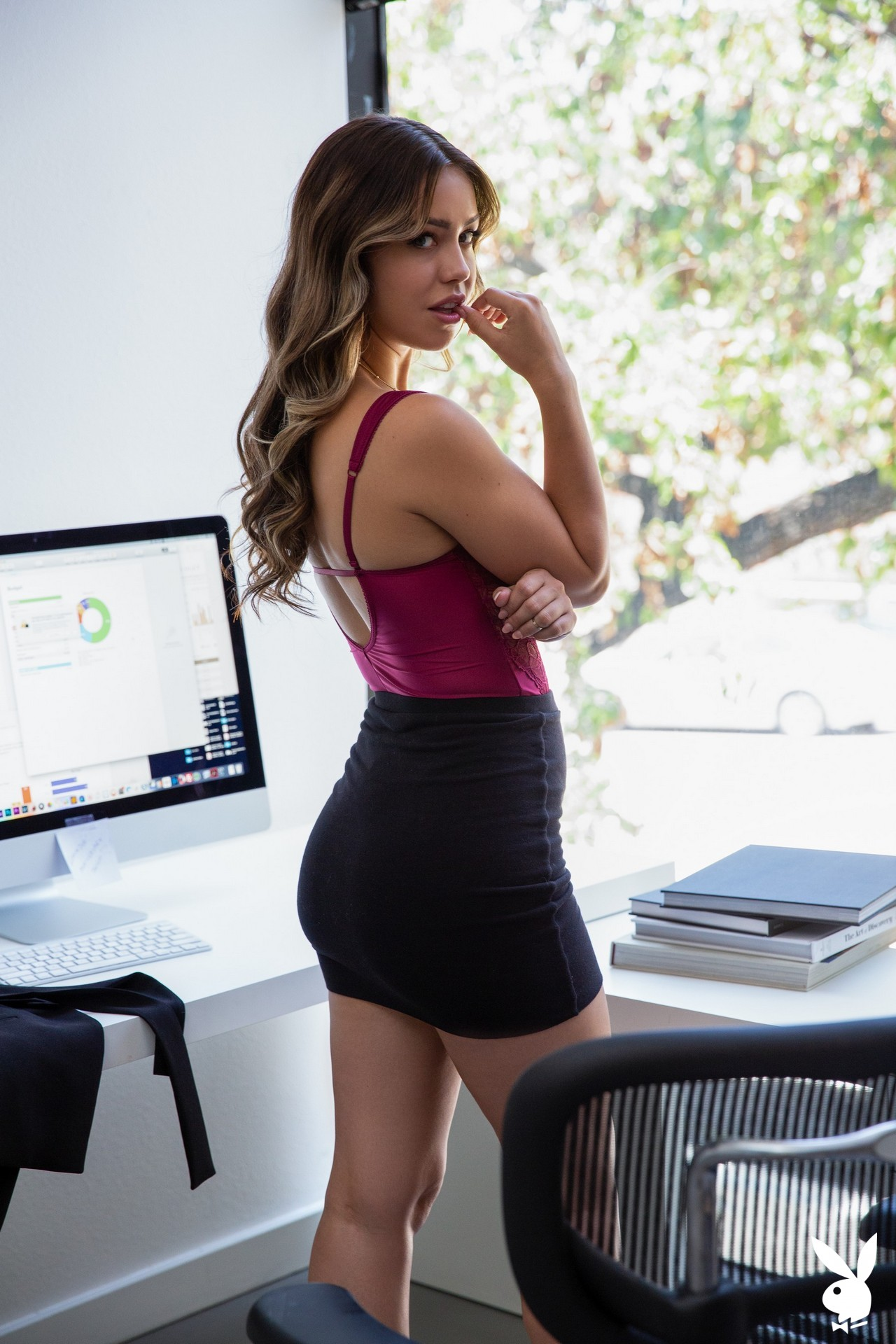 Alina Lopez In Down To Business Playboy Plus (4)