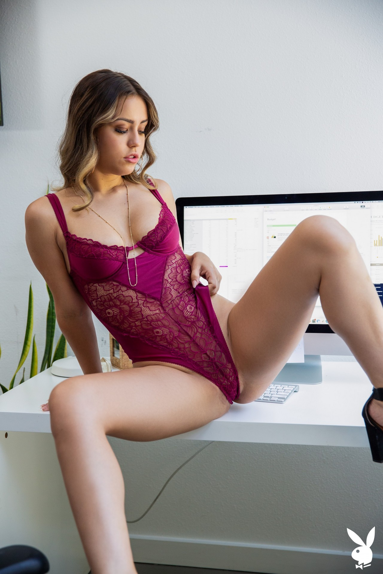 Alina Lopez In Down To Business Playboy Plus (8)