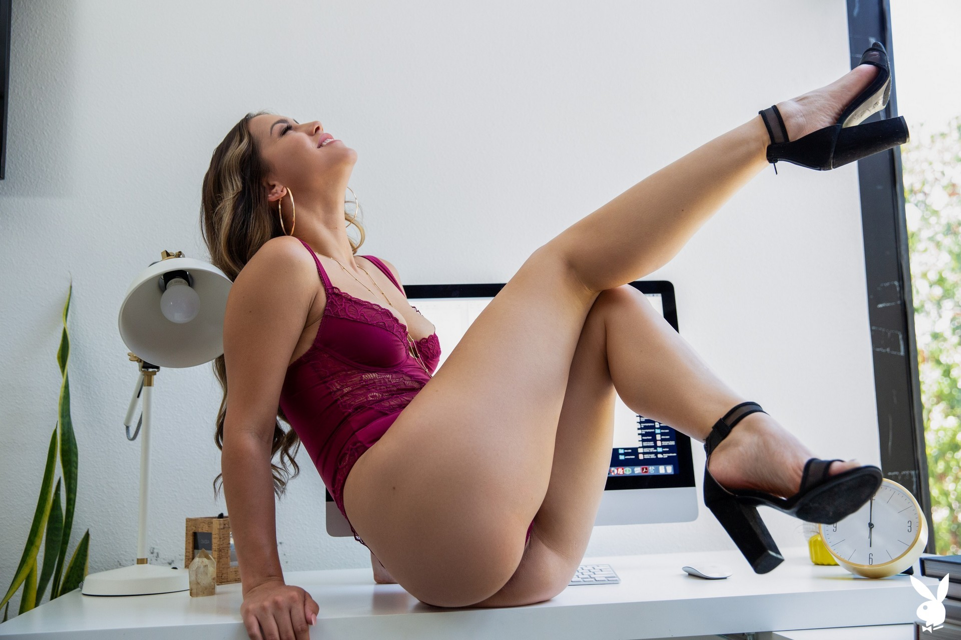 Alina Lopez In Down To Business Playboy Plus (9)