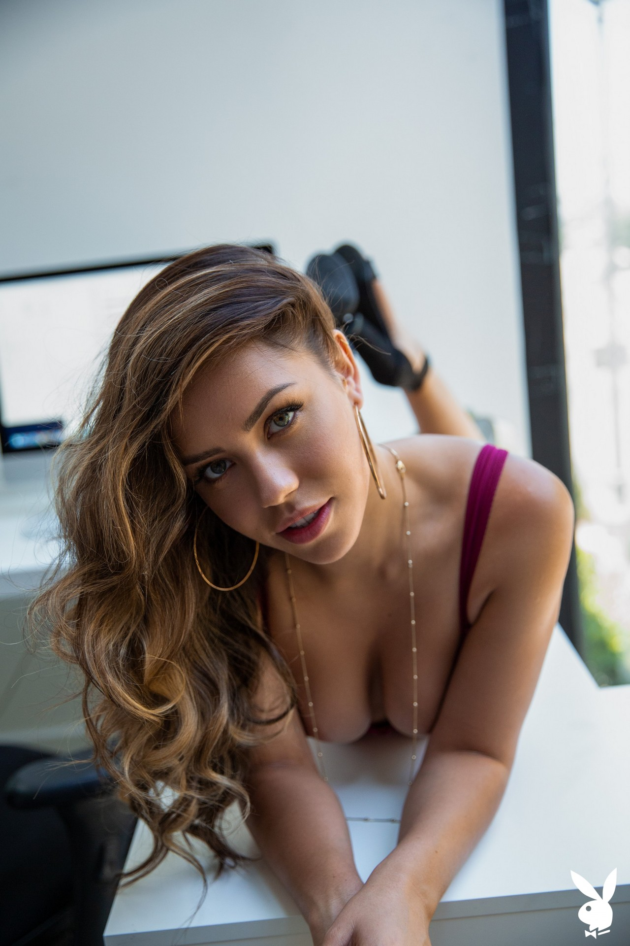 Alina Lopez In Down To Business Playboy Plus (10)