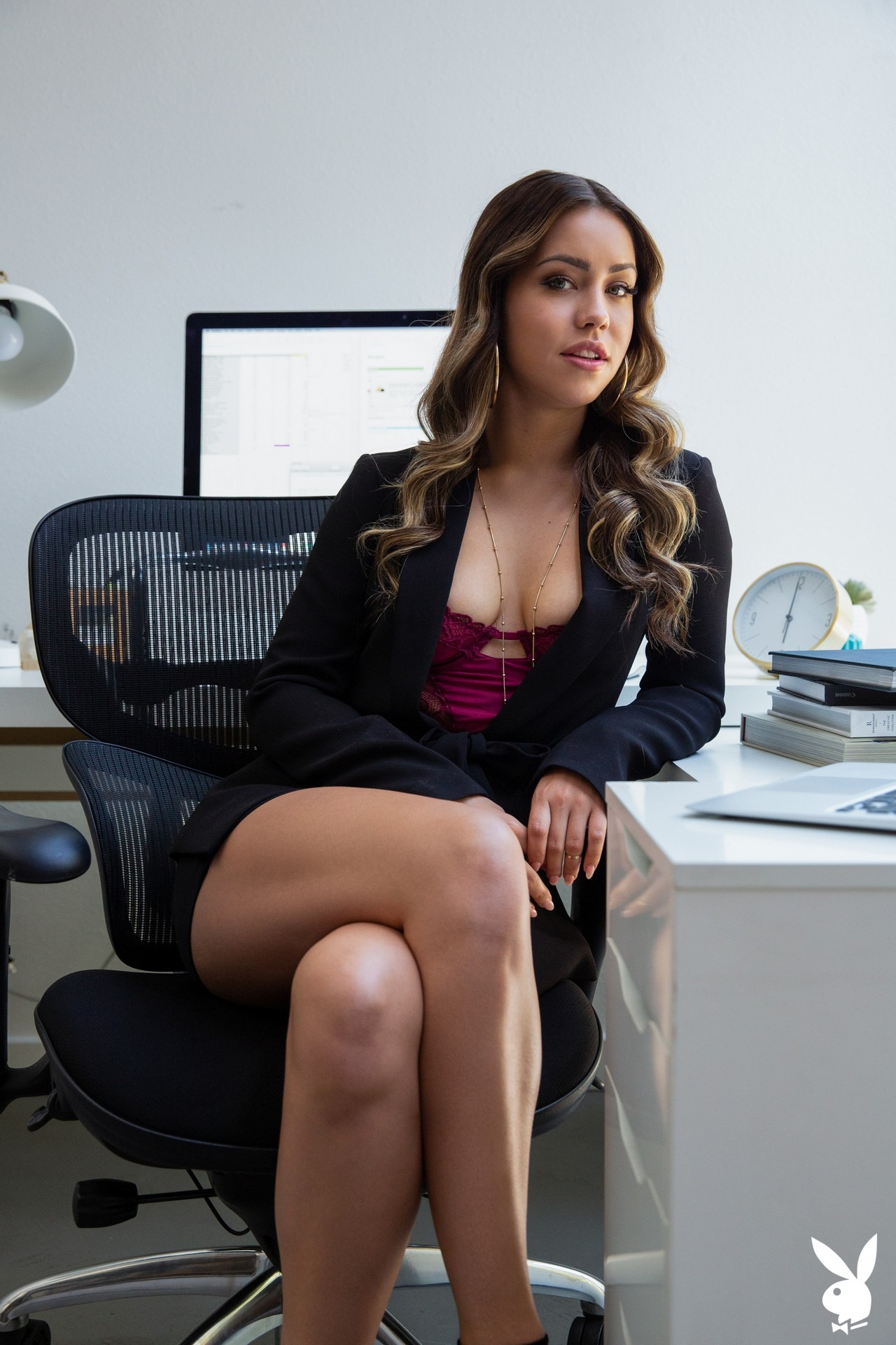 Alina Lopez In Down To Business Playboy Plus (1)