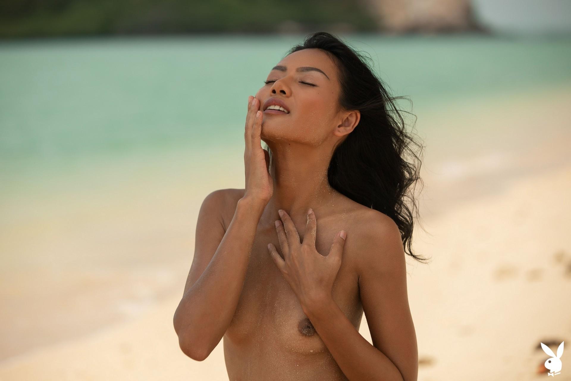 Magen Hana In Island Mentality Playboy Plus (11)