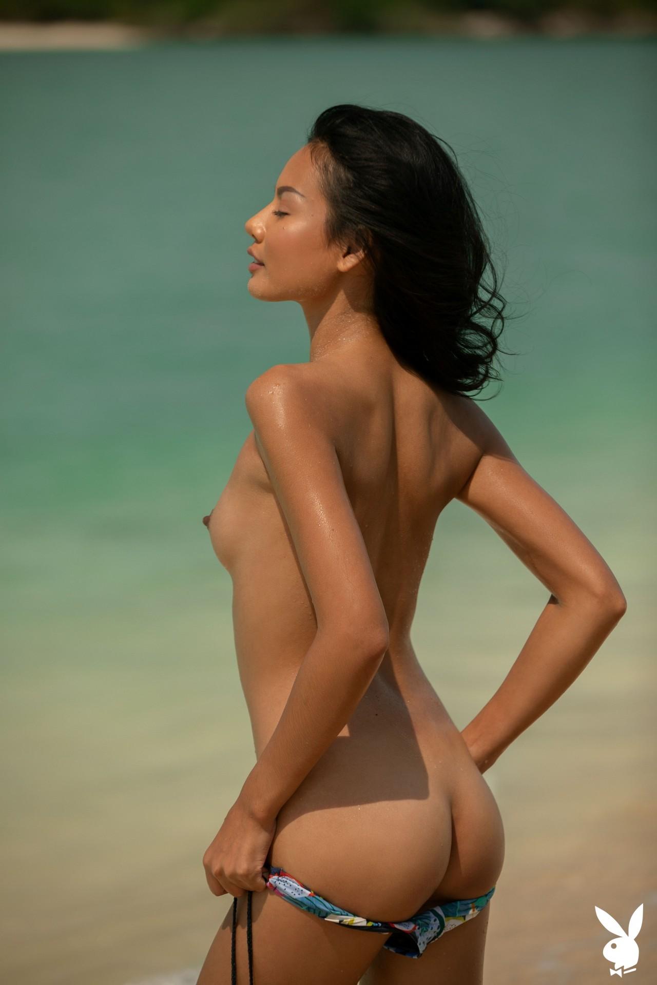Magen Hana In Island Mentality Playboy Plus (12)