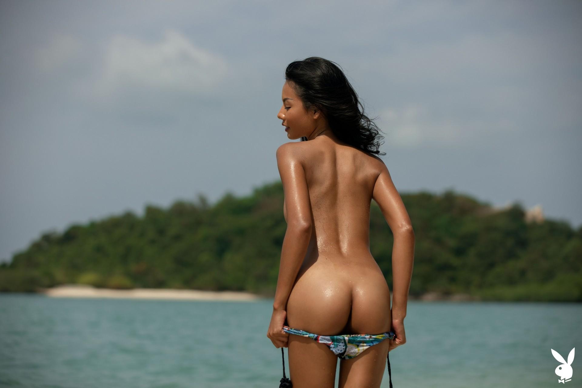 Magen Hana In Island Mentality Playboy Plus (13)