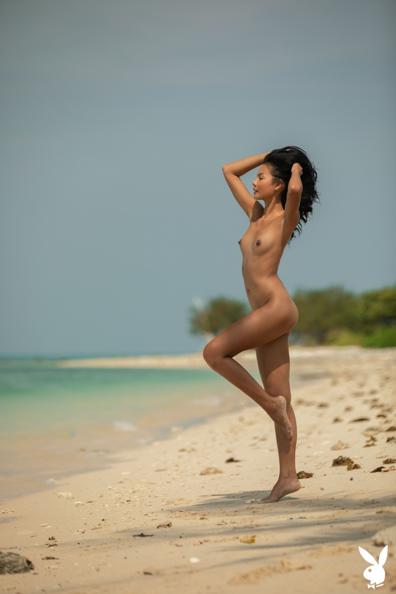 Magen Hana In Island Mentality Playboy Plus (14)