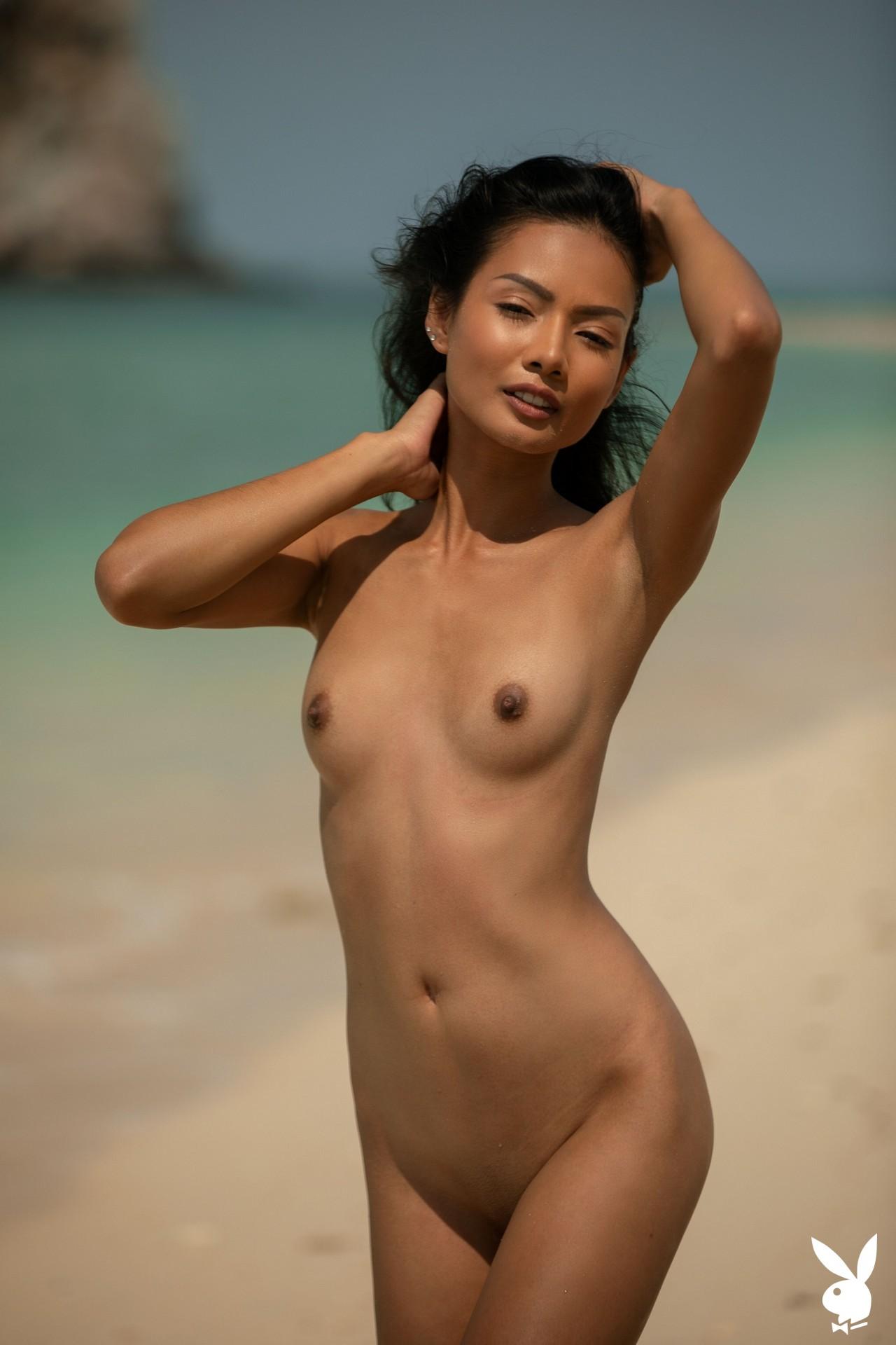 Magen Hana In Island Mentality Playboy Plus (15)