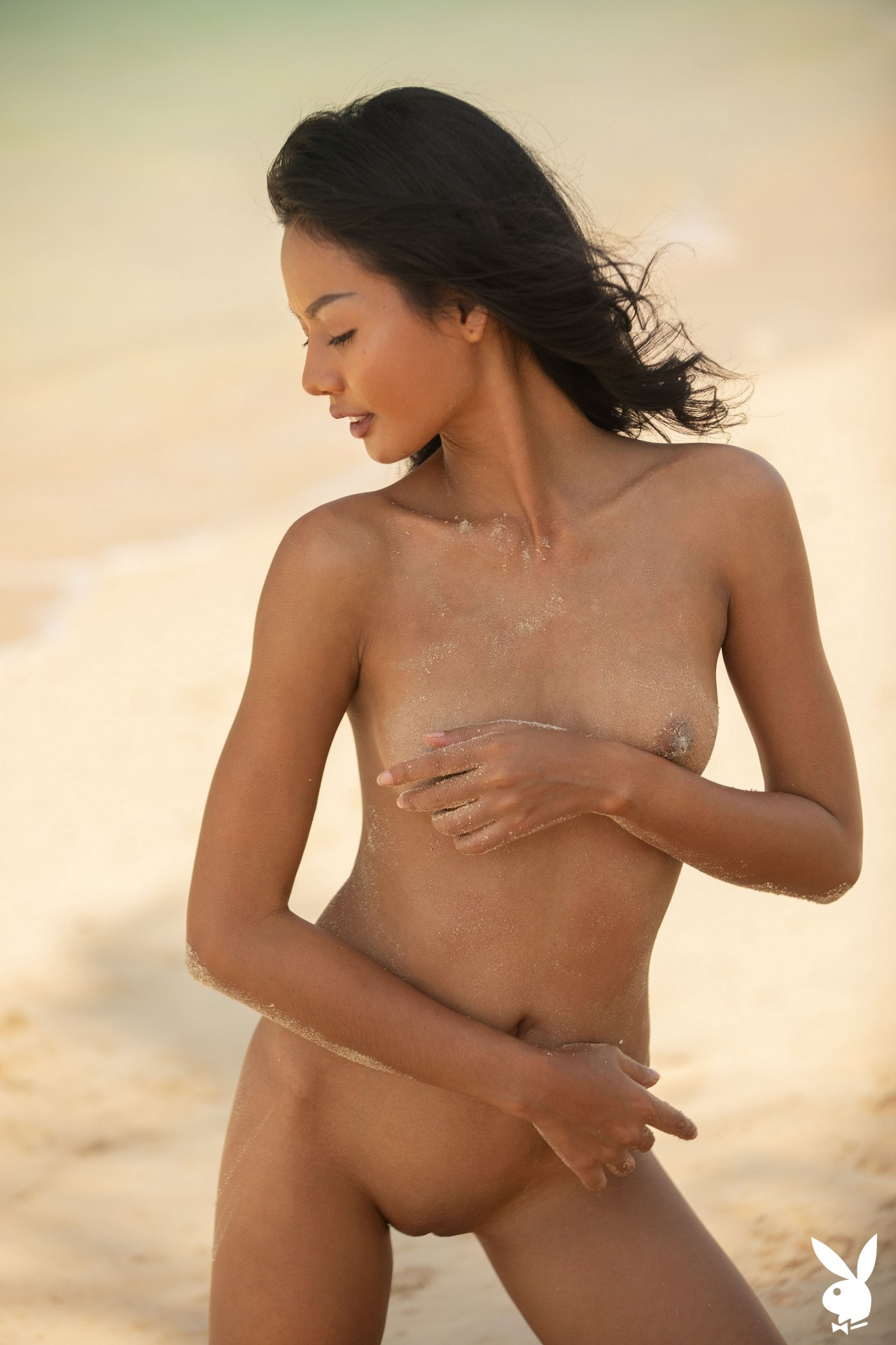 Magen Hana In Island Mentality Playboy Plus (17)
