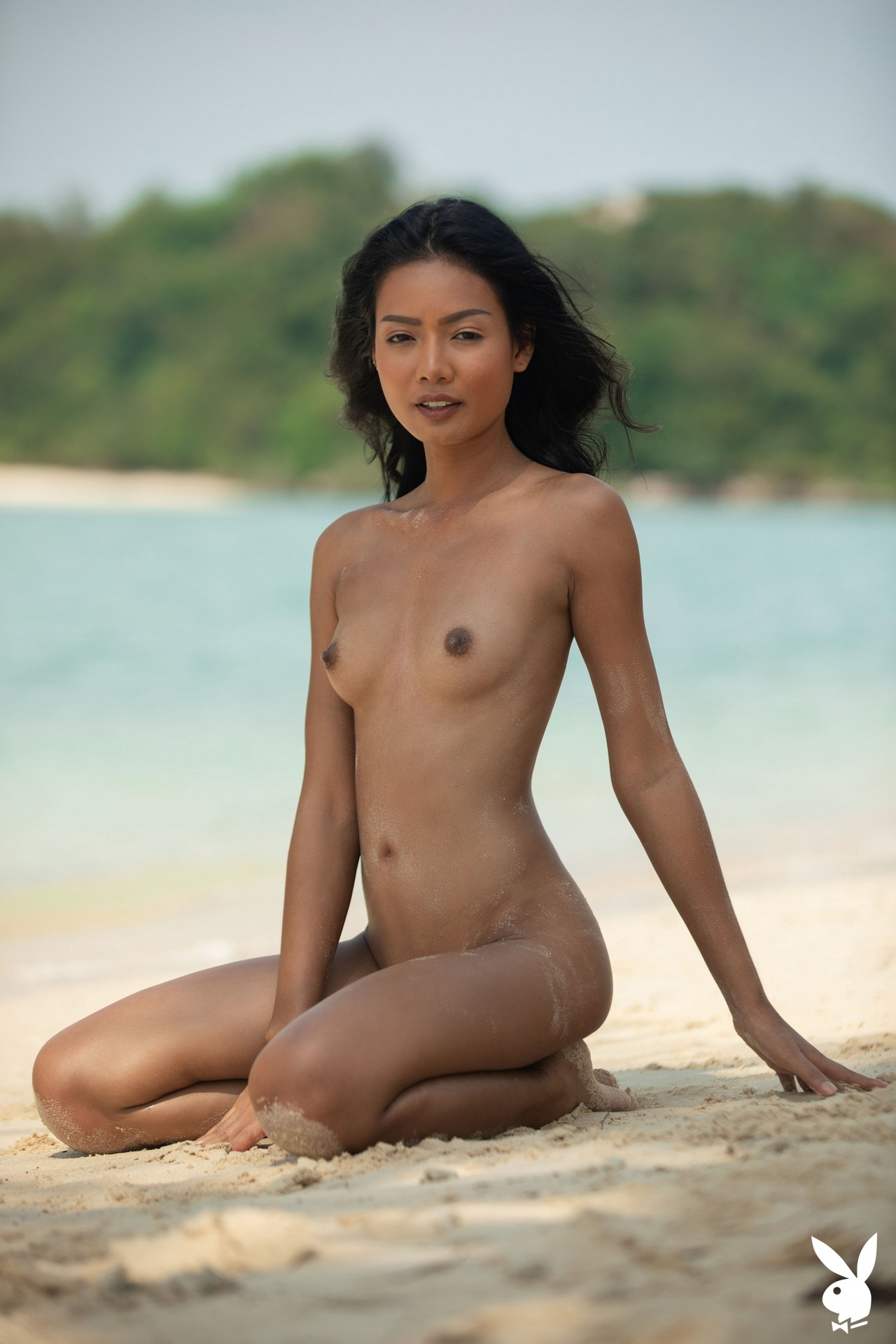 Magen Hana In Island Mentality Playboy Plus (20)