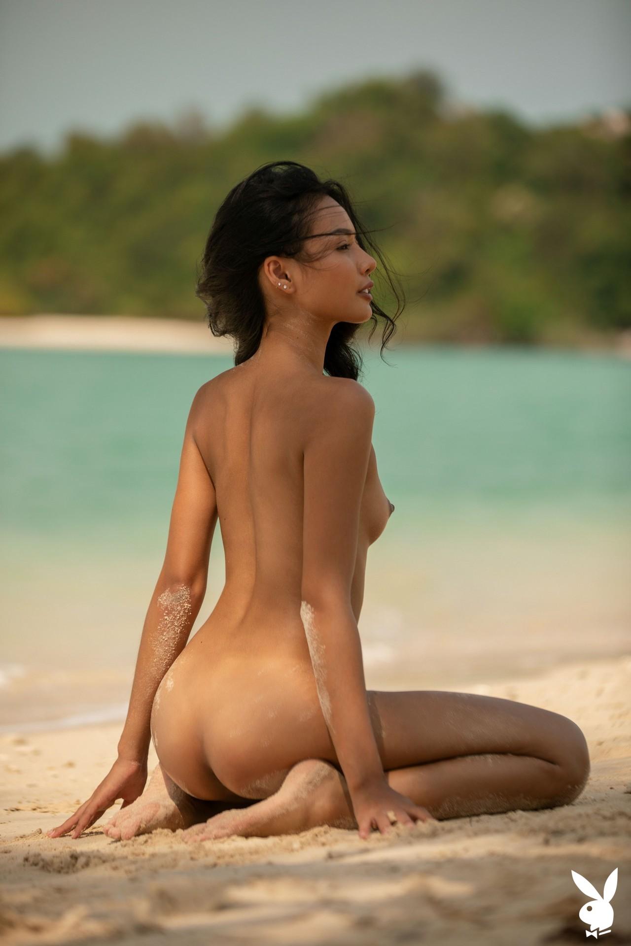 Magen Hana In Island Mentality Playboy Plus (21)