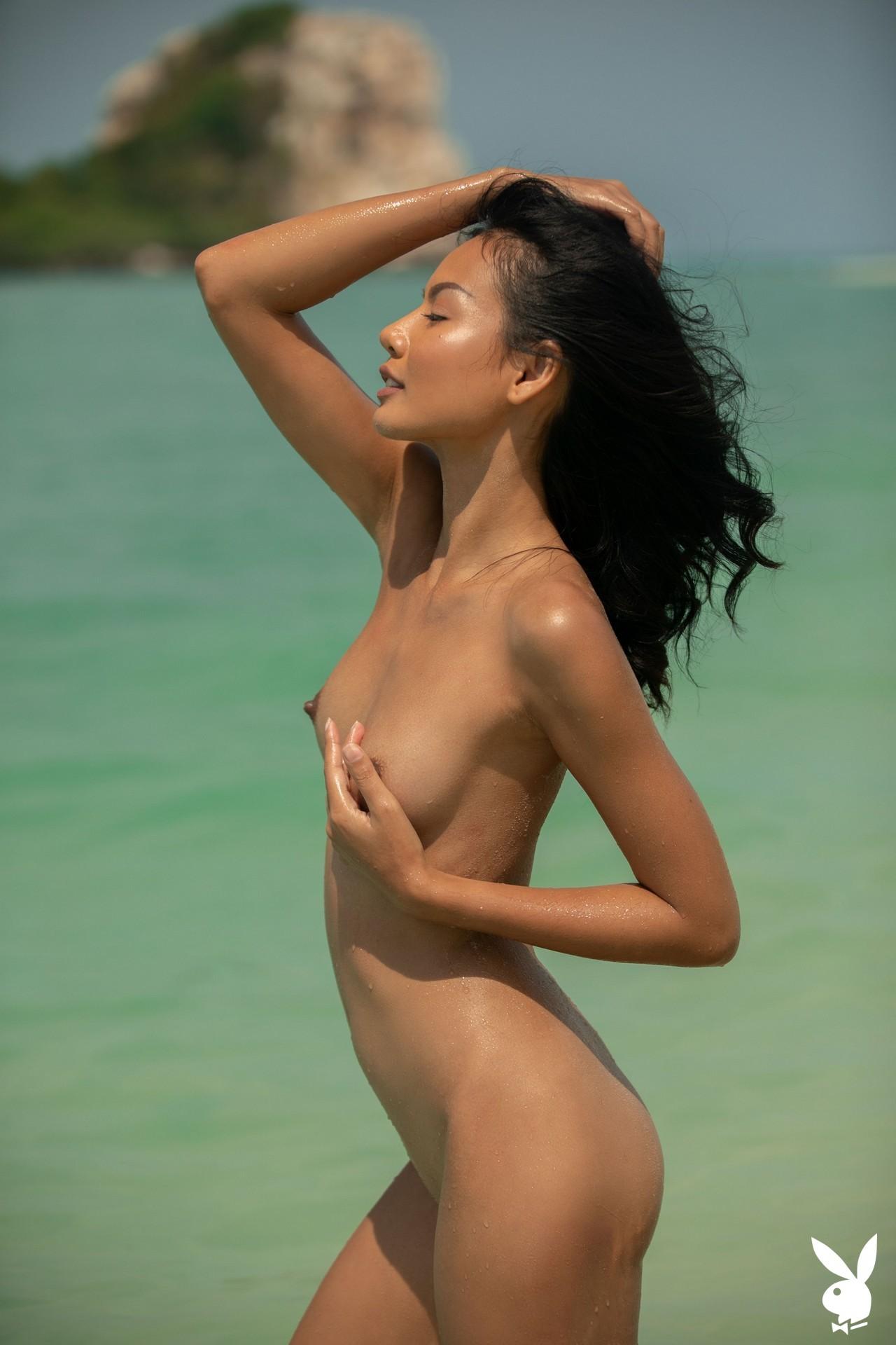 Magen Hana In Island Mentality Playboy Plus (27)