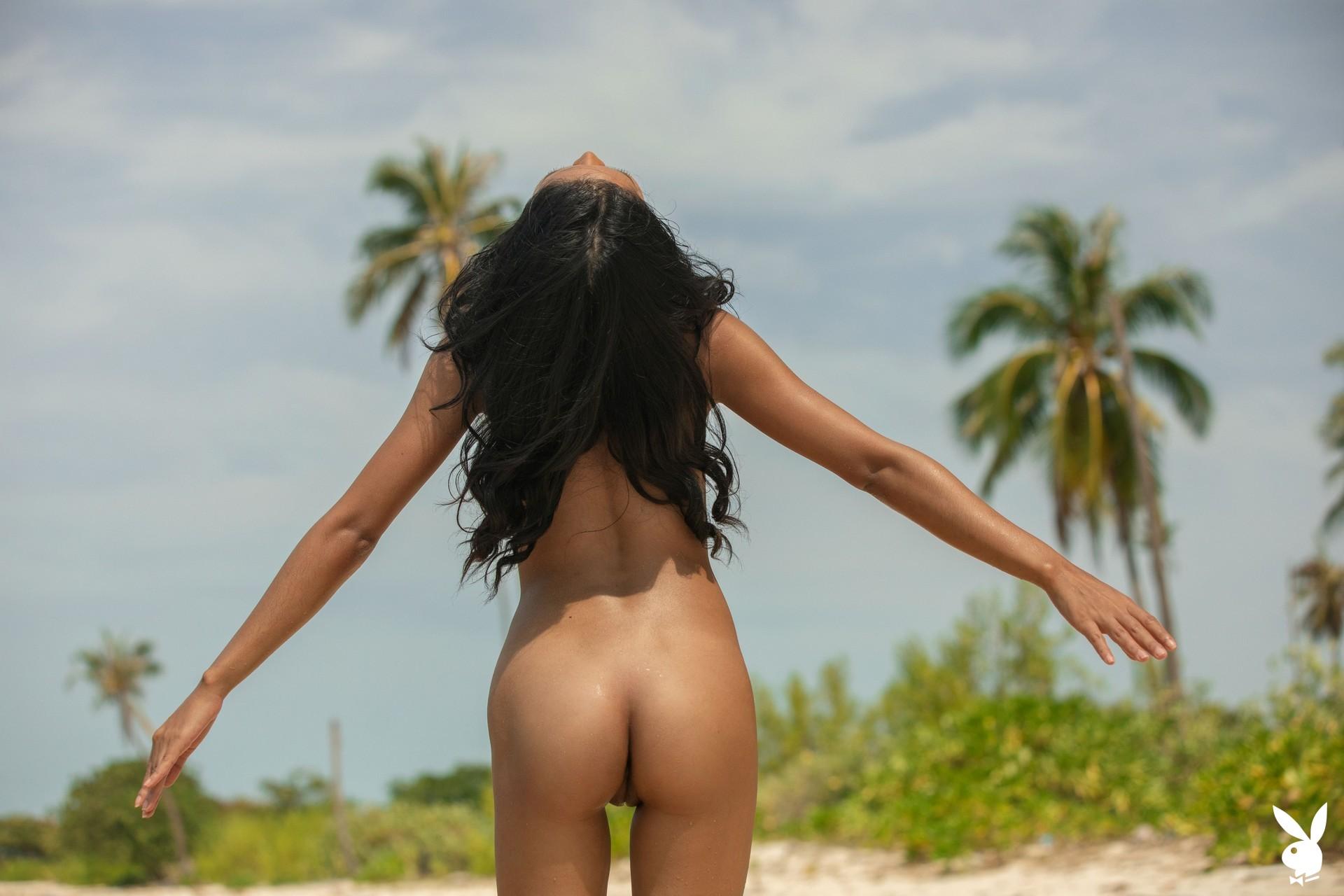 Magen Hana In Island Mentality Playboy Plus (29)
