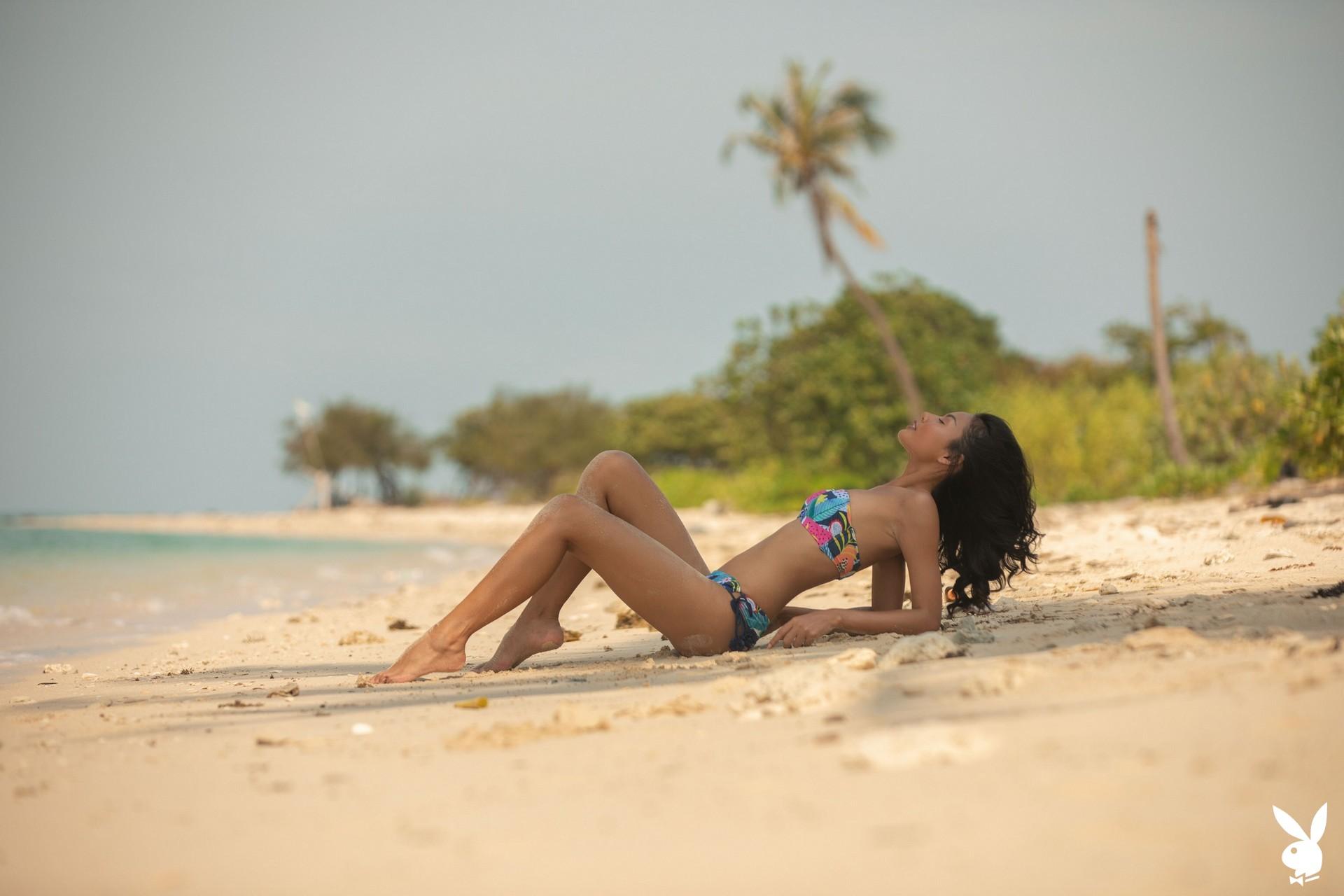 Magen Hana In Island Mentality Playboy Plus (4)