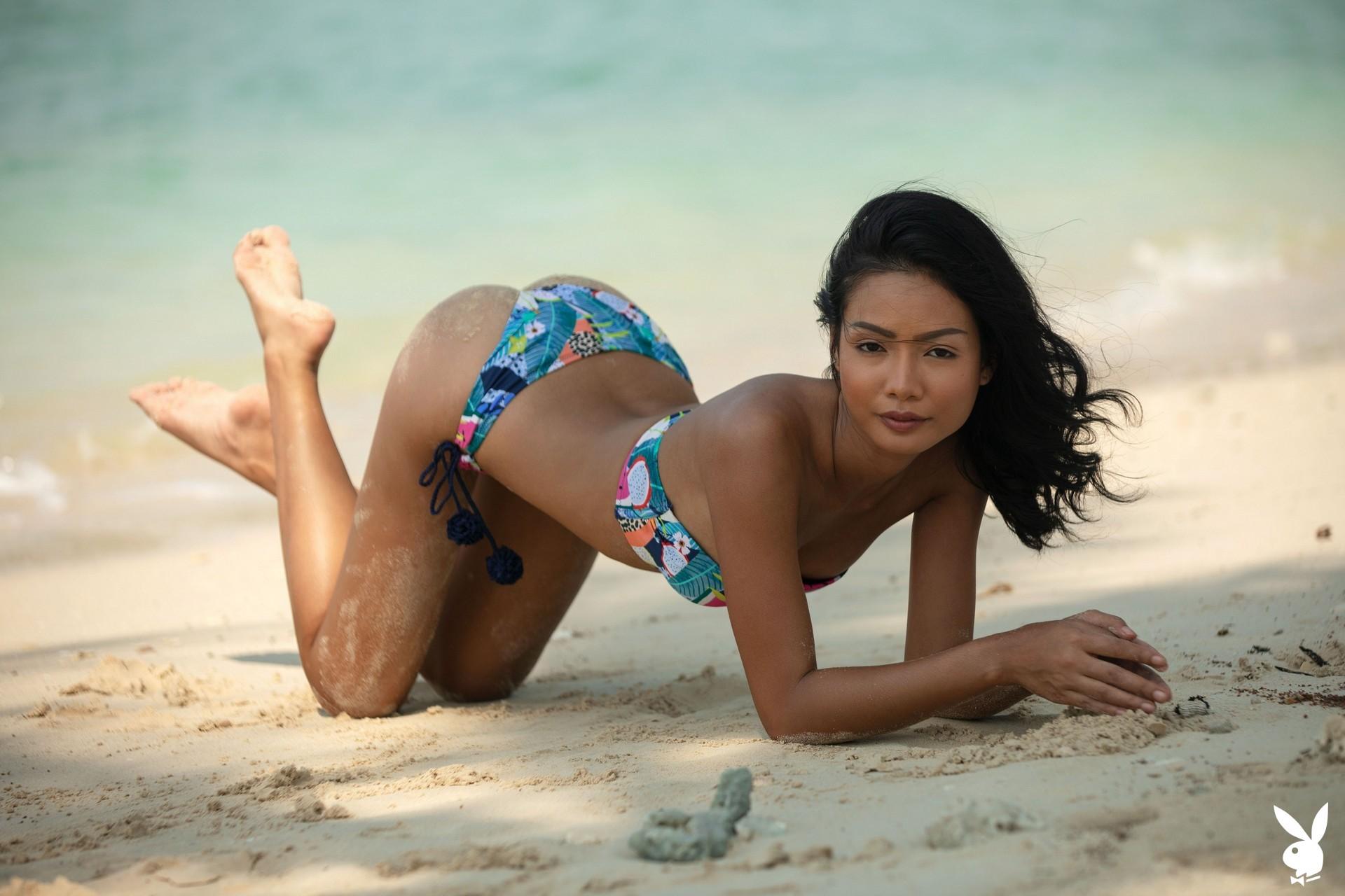 Magen Hana In Island Mentality Playboy Plus (5)