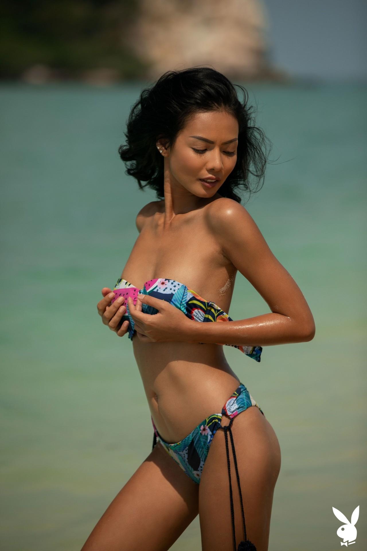 Magen Hana In Island Mentality Playboy Plus (7)