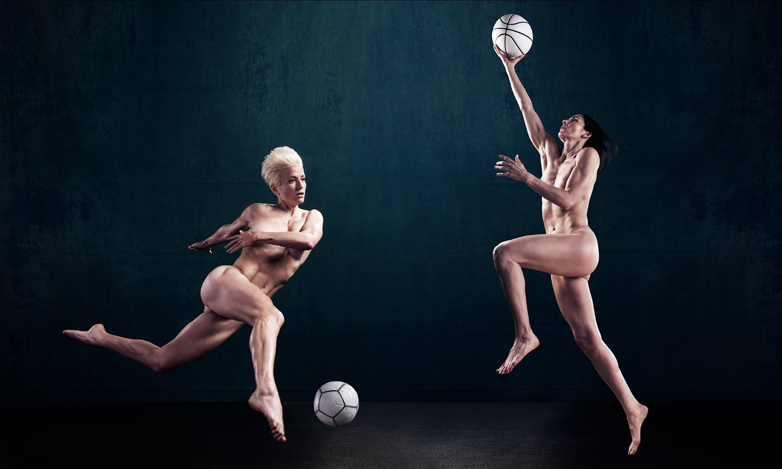 Sue Bird, Megan Rapinoe Nude 0002