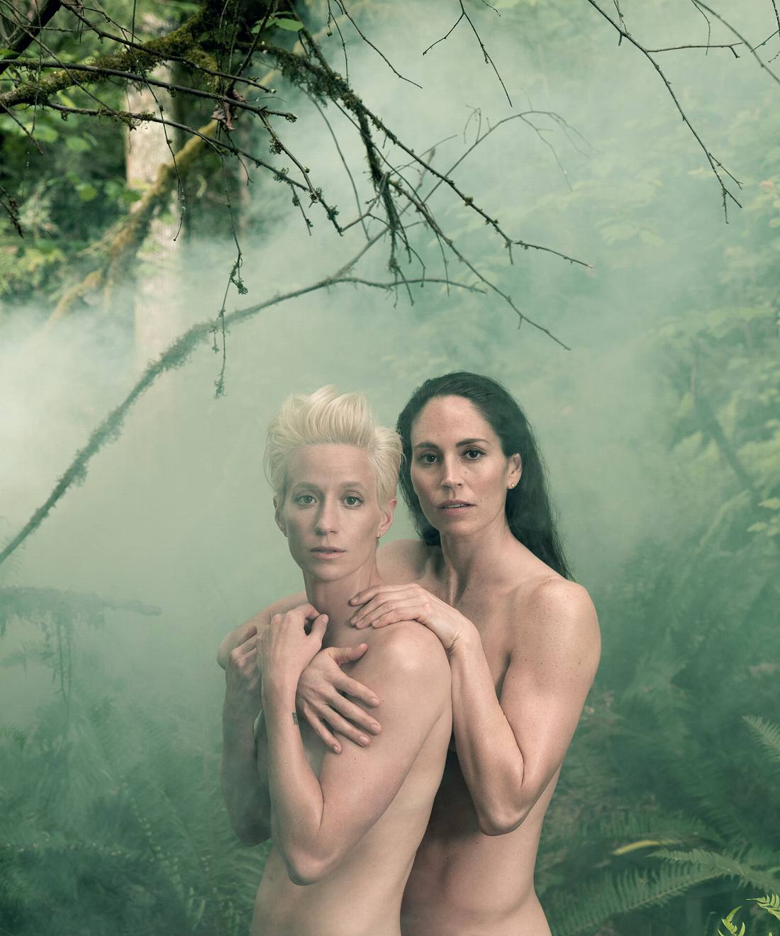 Sue Bird, Megan Rapinoe Nude 0005