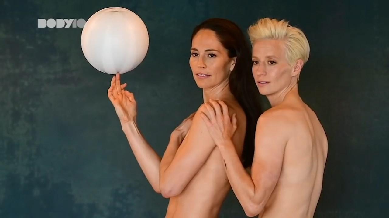 Sue Bird, Megan Rapinoe Nude 0015