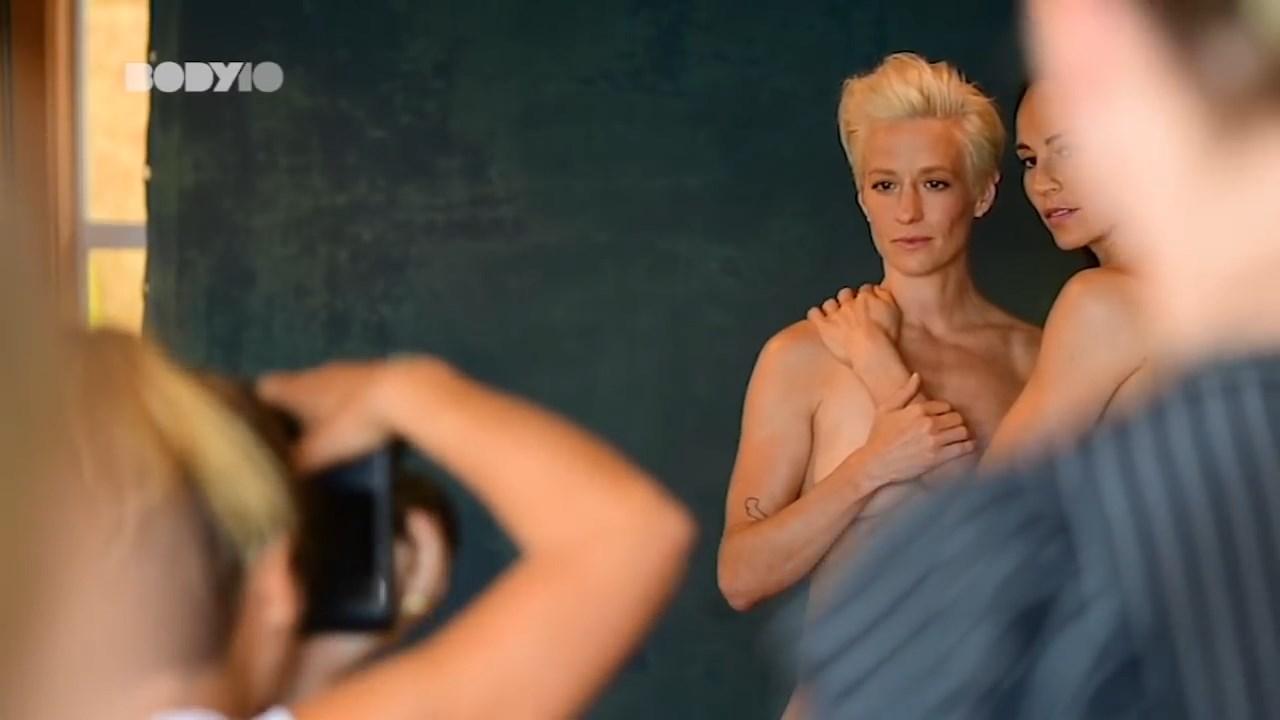 Sue Bird, Megan Rapinoe Nude 0020