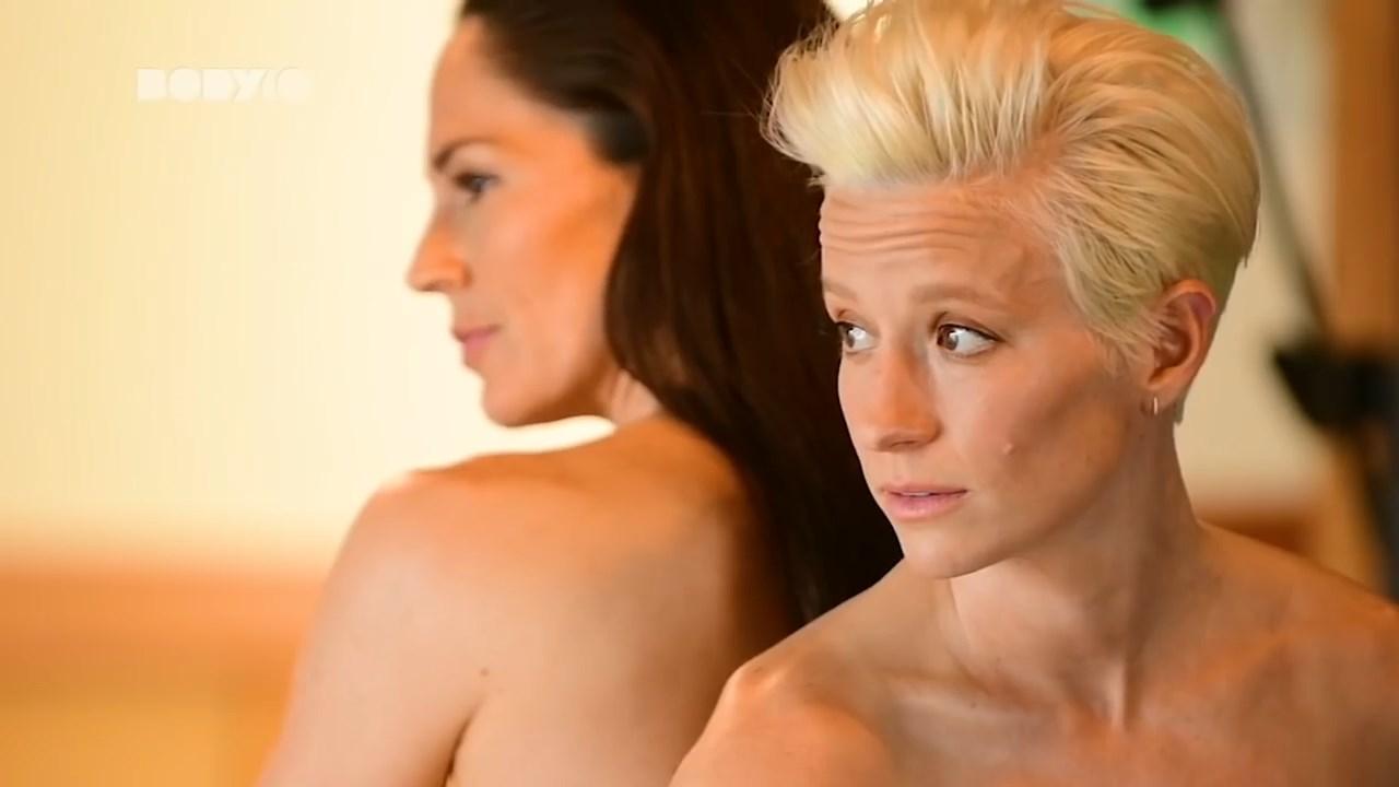 Sue Bird, Megan Rapinoe Nude 0030