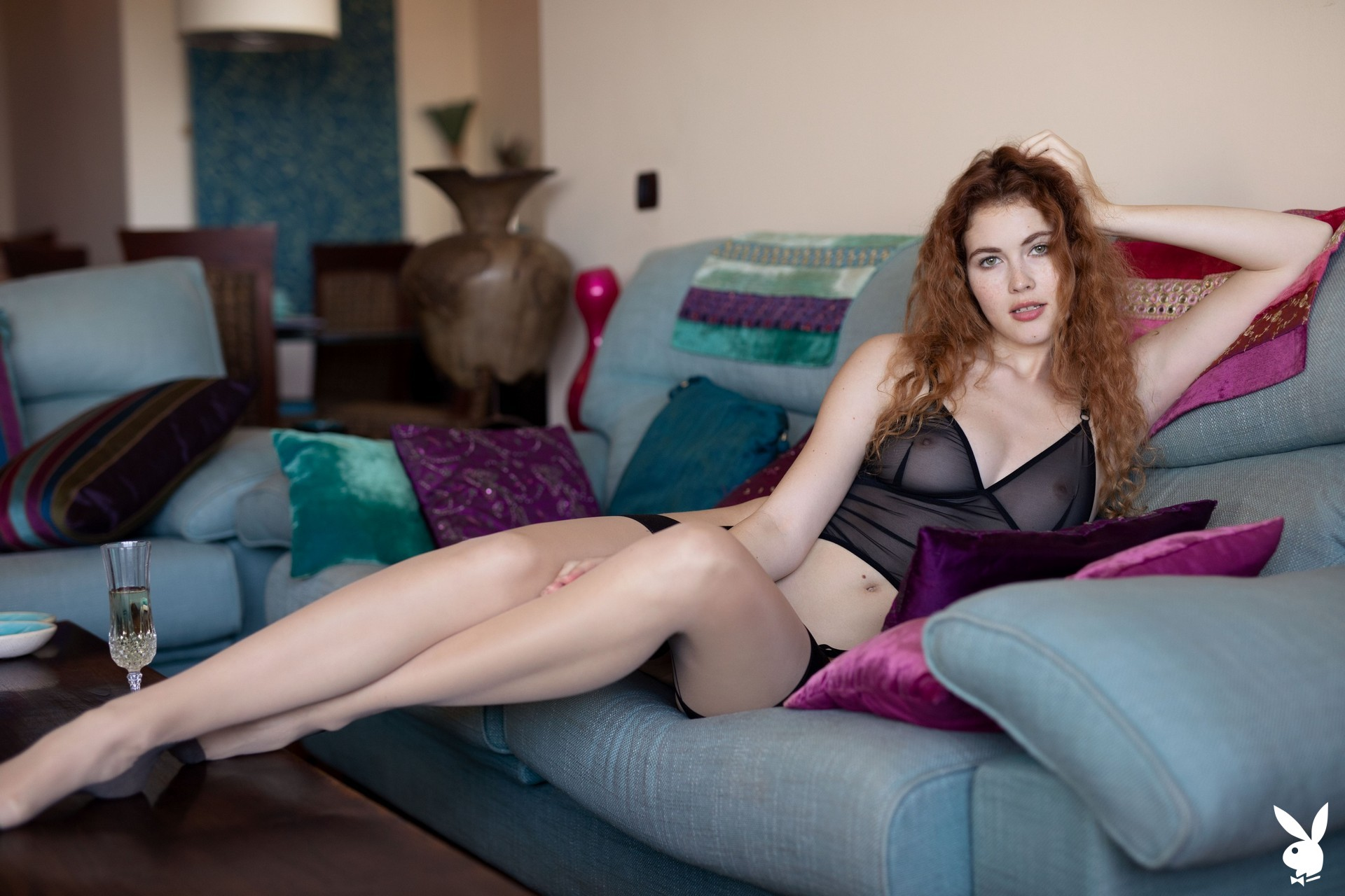 Heidi Romanova In Perfect Affair Playboy Plus (2)