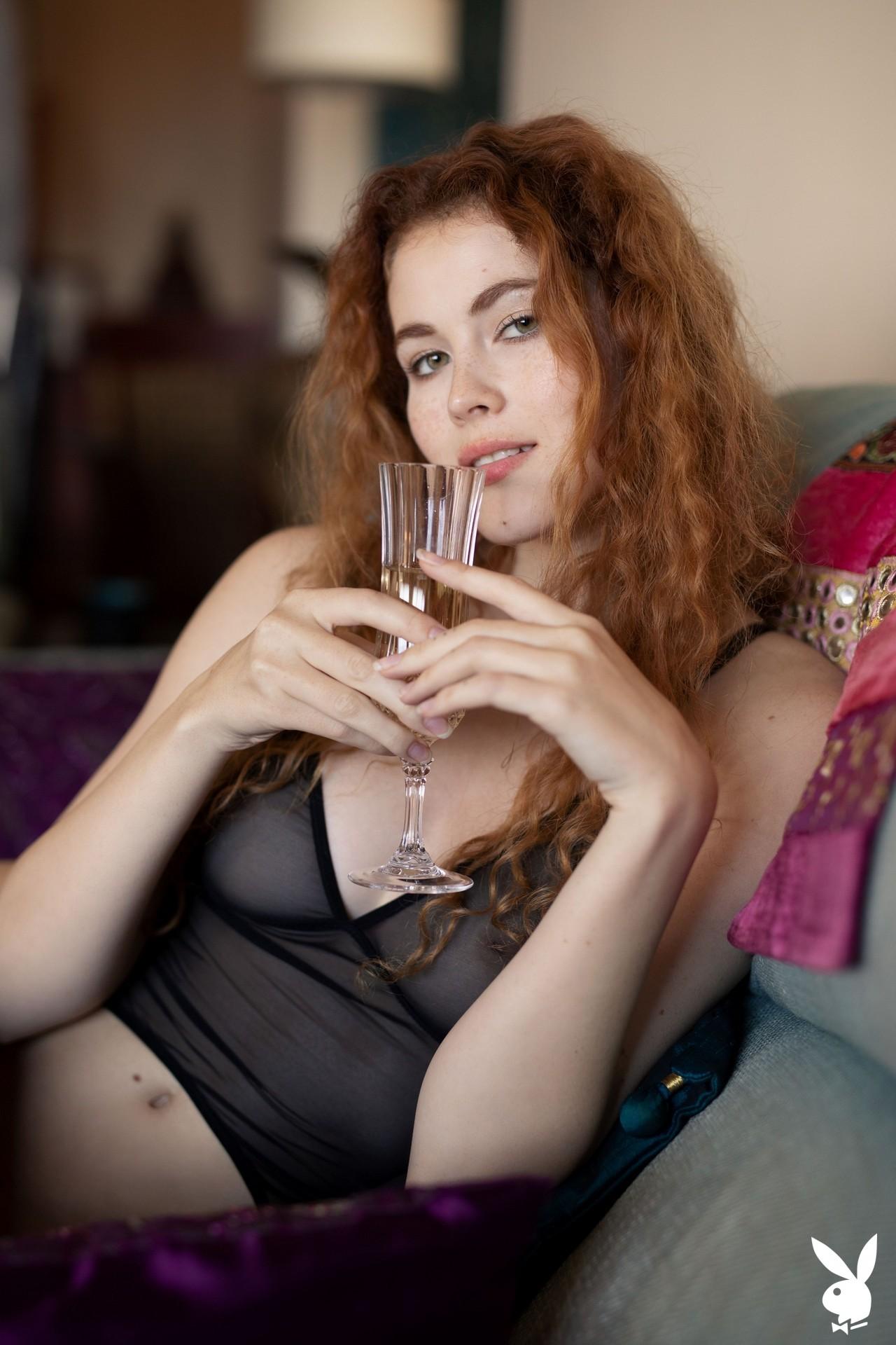 Heidi Romanova In Perfect Affair Playboy Plus (3)