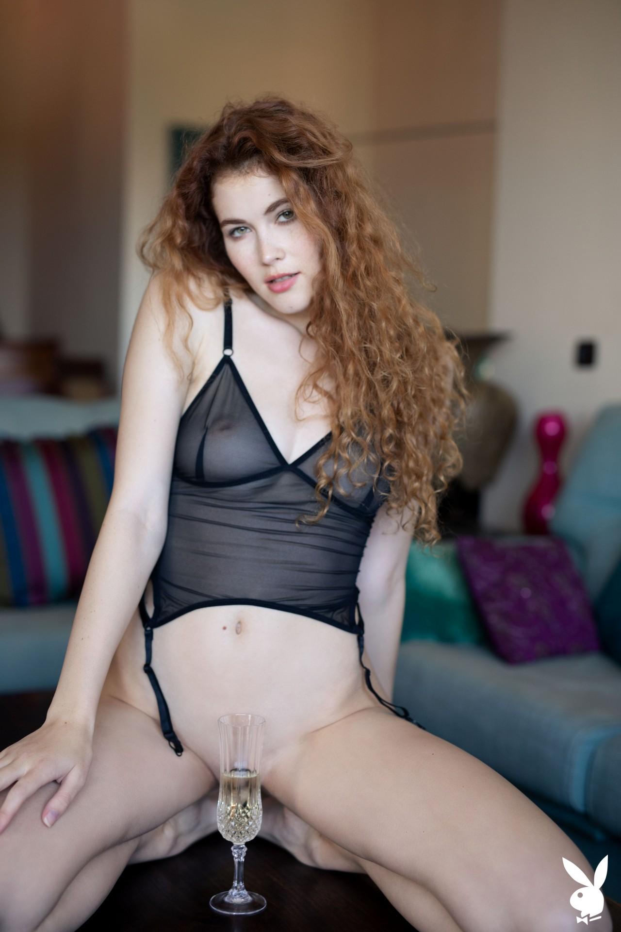 Heidi Romanova In Perfect Affair Playboy Plus (21)