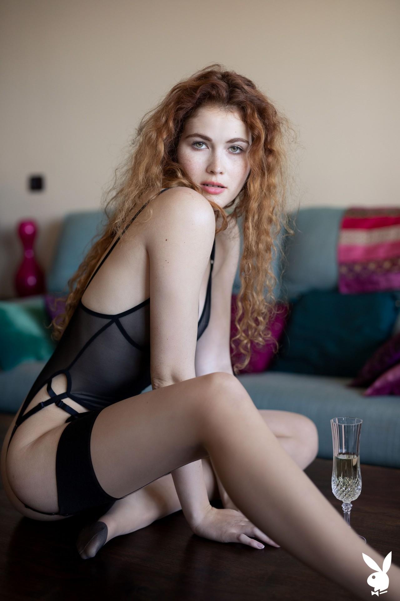Heidi Romanova In Perfect Affair Playboy Plus (9)
