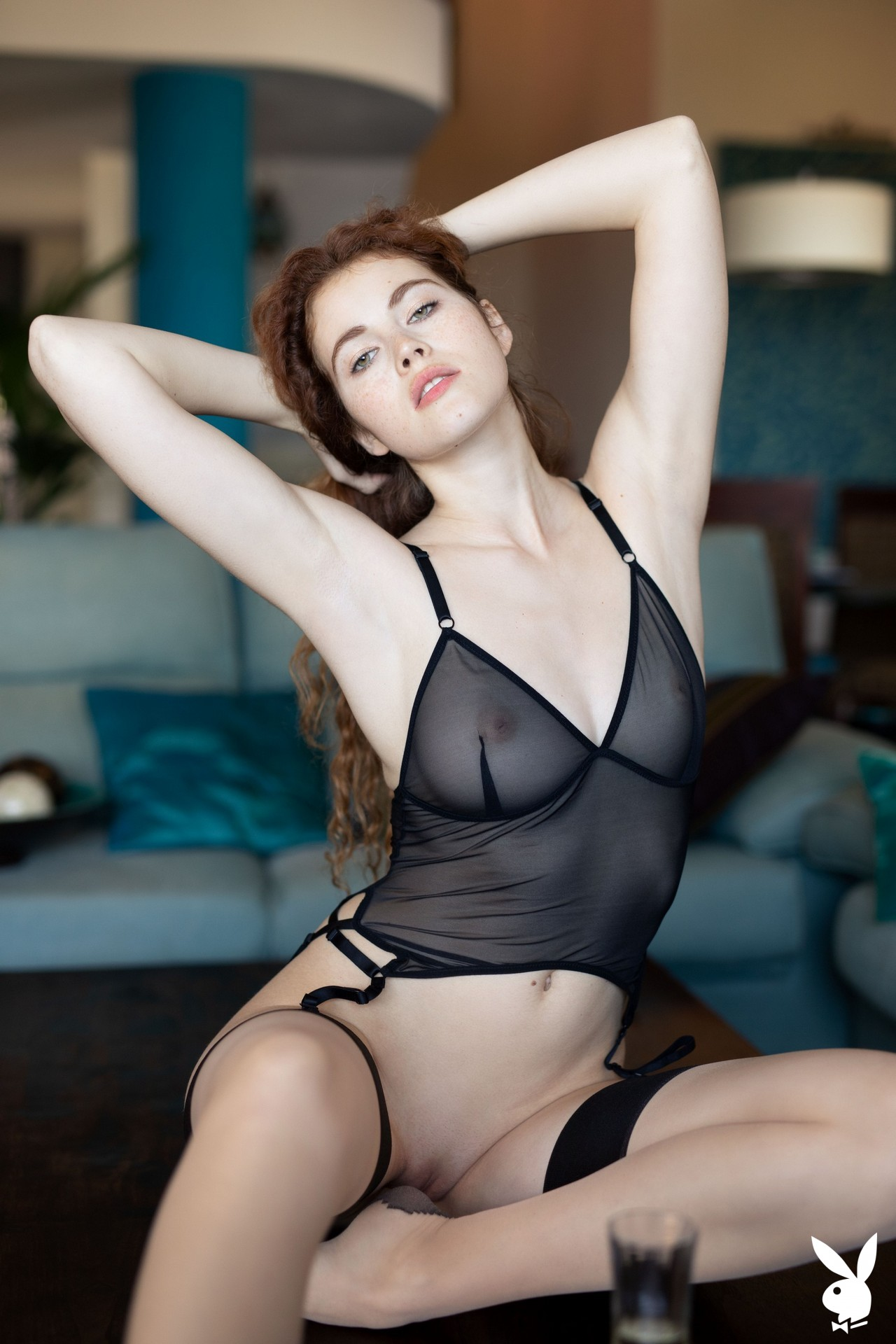 Heidi Romanova In Perfect Affair Playboy Plus (10)