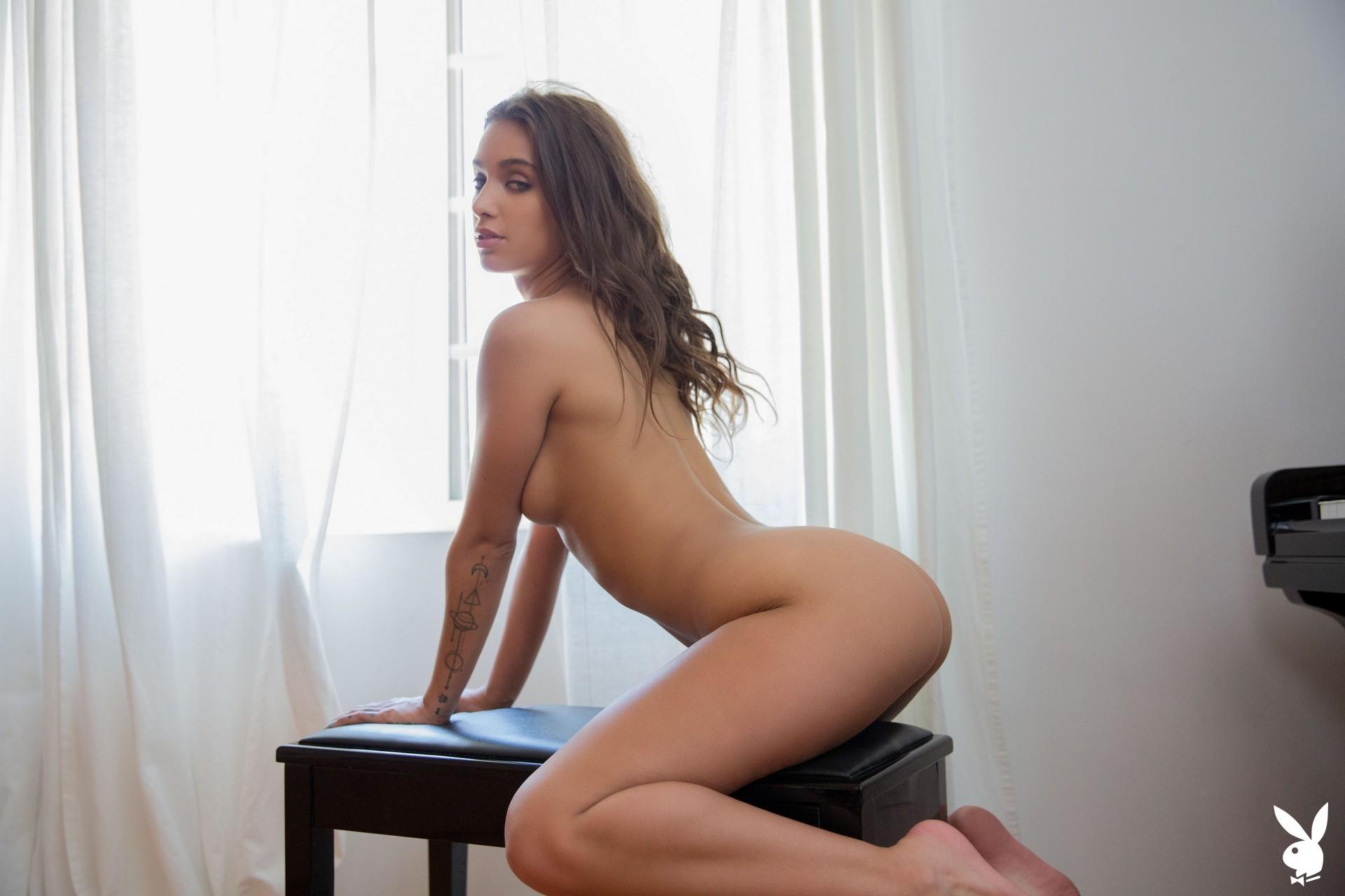 Uma Jolie In Soulful Expression Playboy Plus (28)