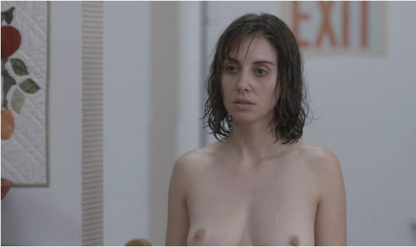Alison Brie Nude – Horse Girl 0001