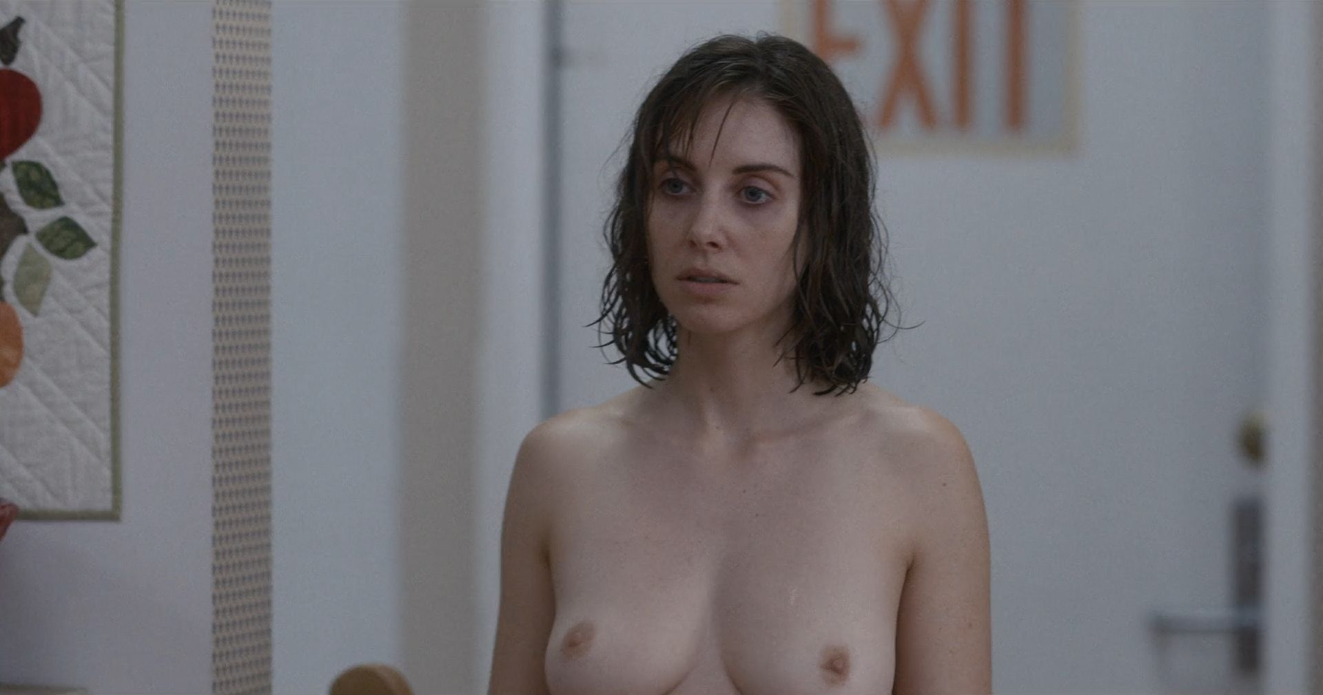 Alison Brie Nude – Horse Girl 0017