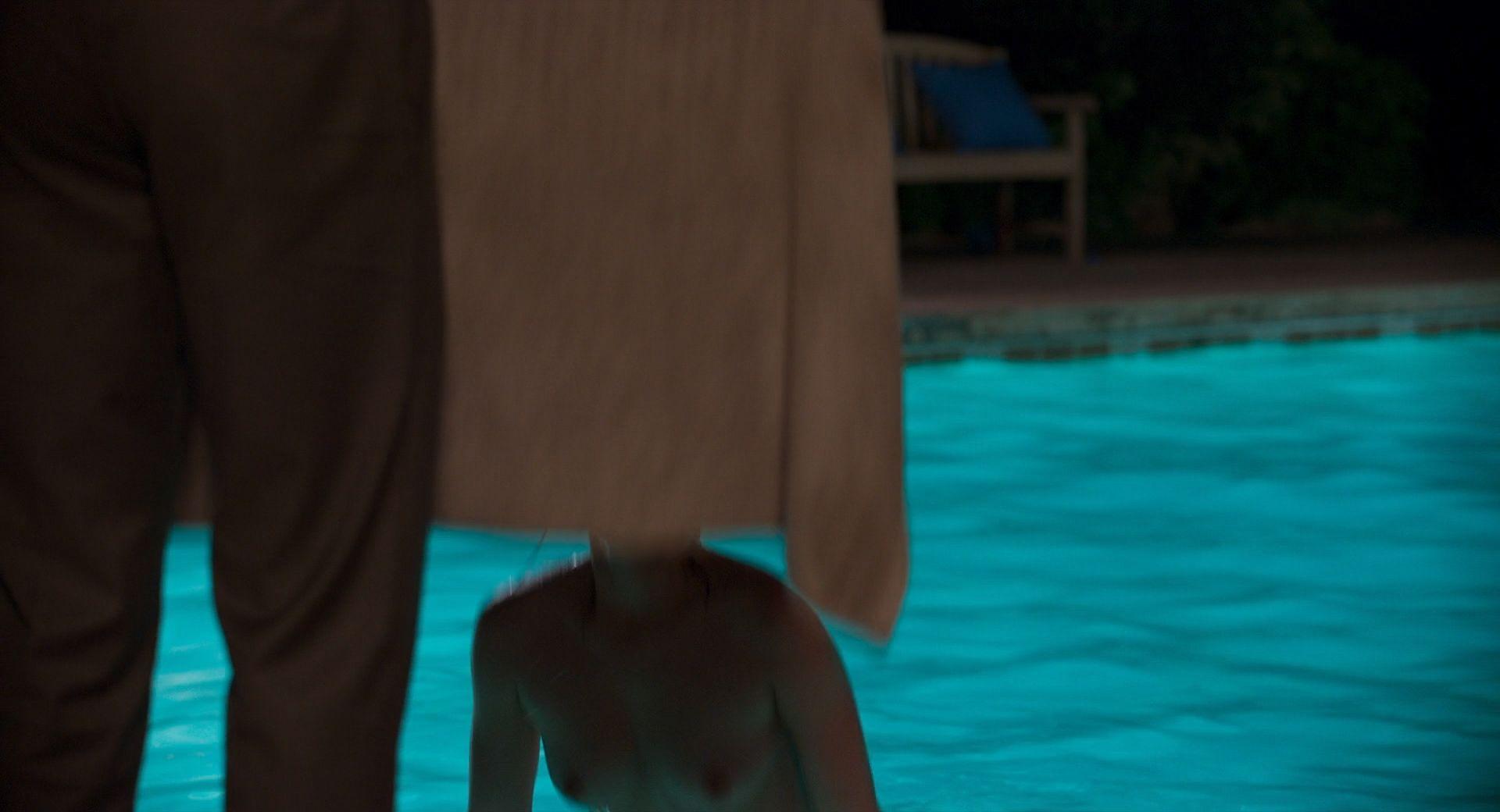 Ana De Armas Nude – The Night Clerk 0013