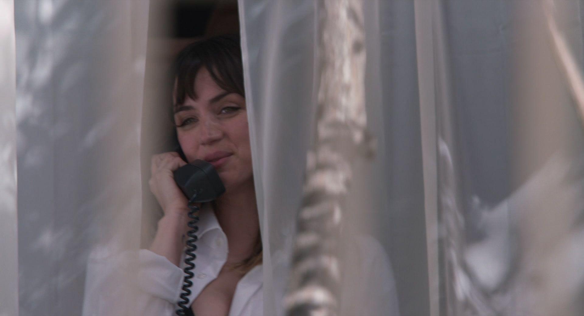 Ana De Armas Nude – The Night Clerk 0018