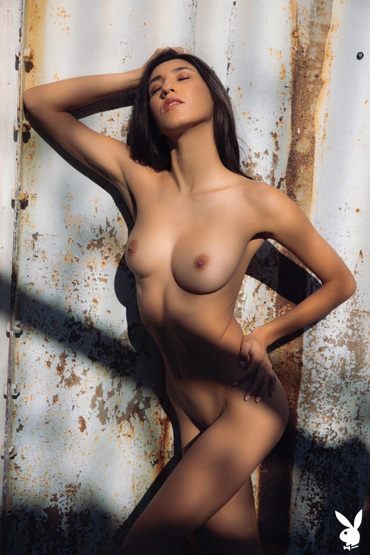 Deisy Leon In Summer Shade Playboy Plus (16)