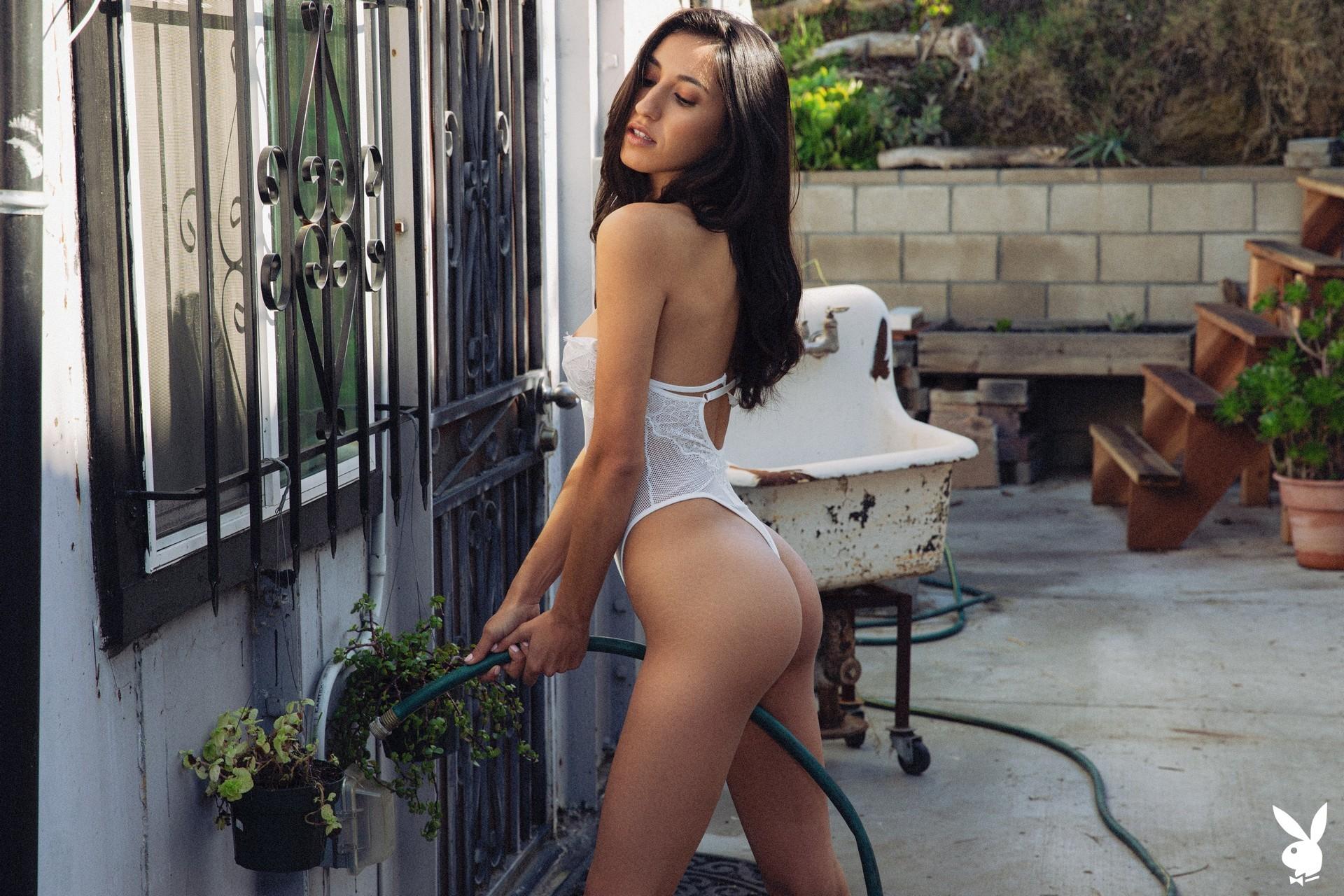 Deisy Leon In Summer Shade Playboy Plus (7)