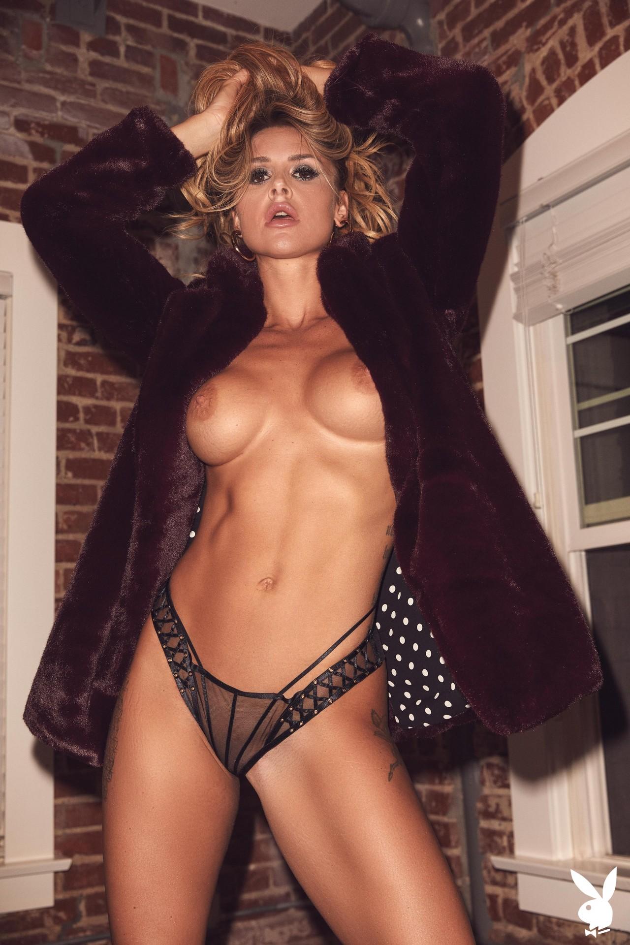 Ella Silver In Midnight Exclusive Playboy Plus (2)
