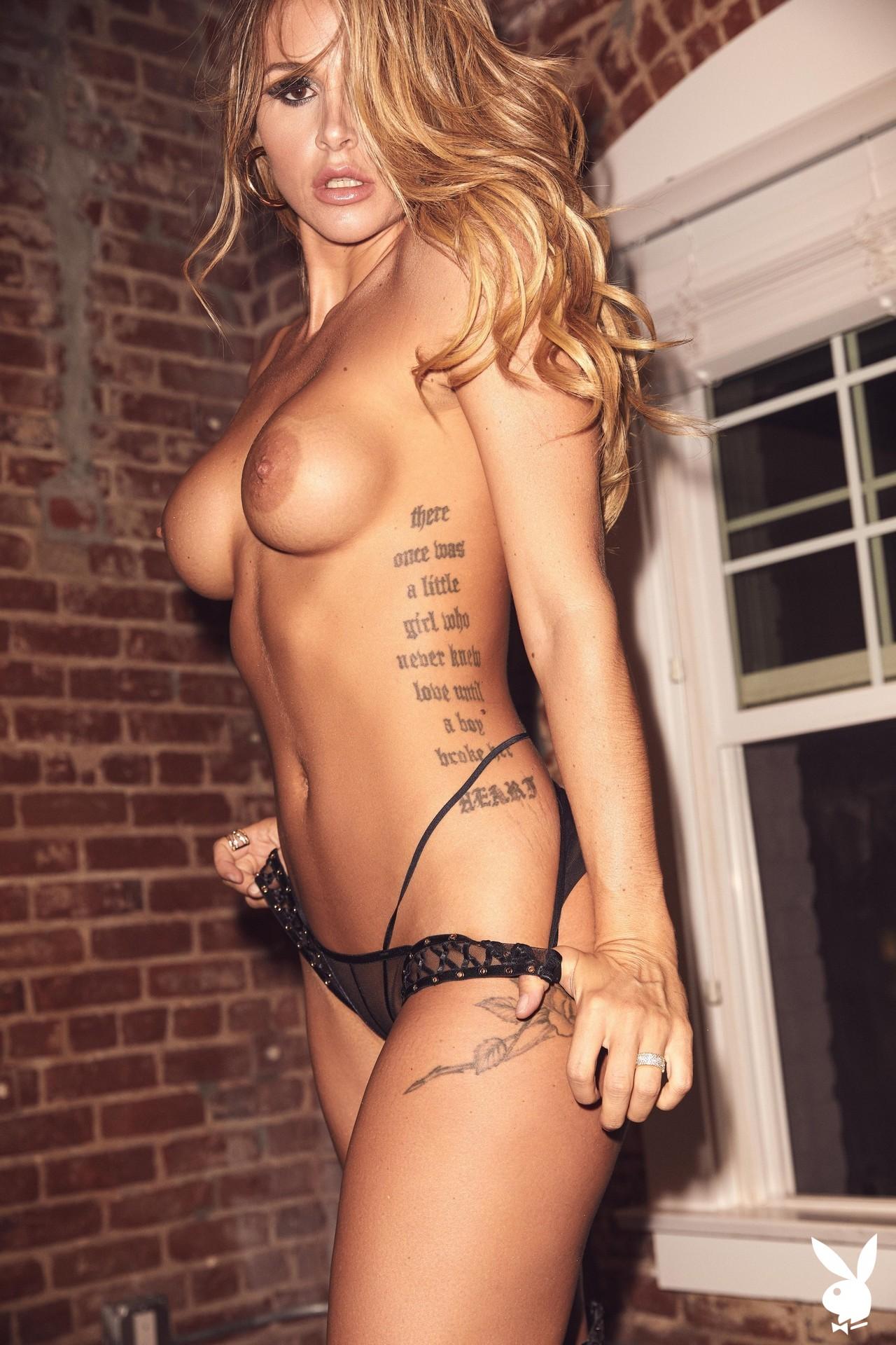 Ella Silver In Midnight Exclusive Playboy Plus (4)