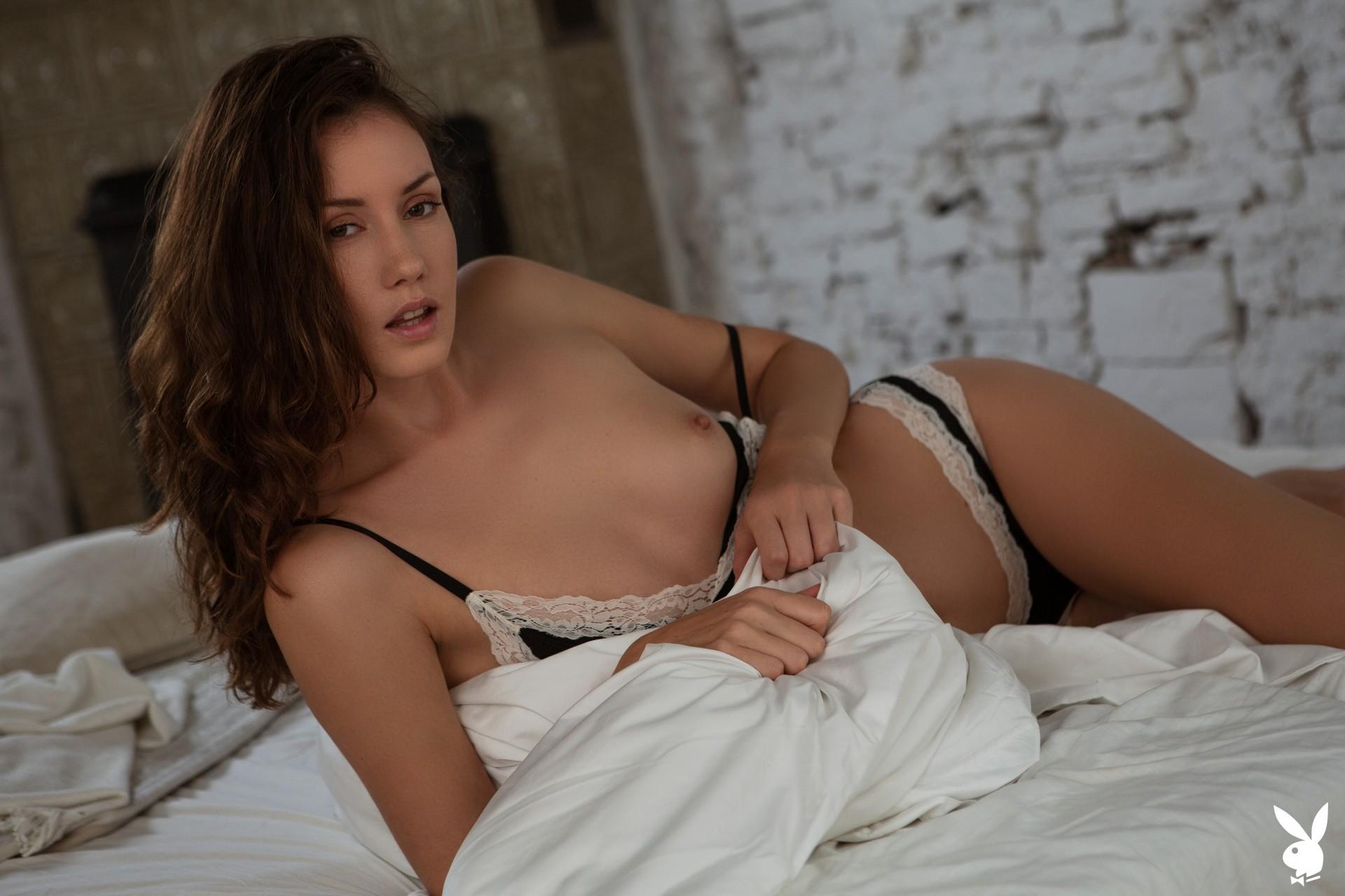 Mikaela Mckenna In Early Awakening Playboy Plus (6)