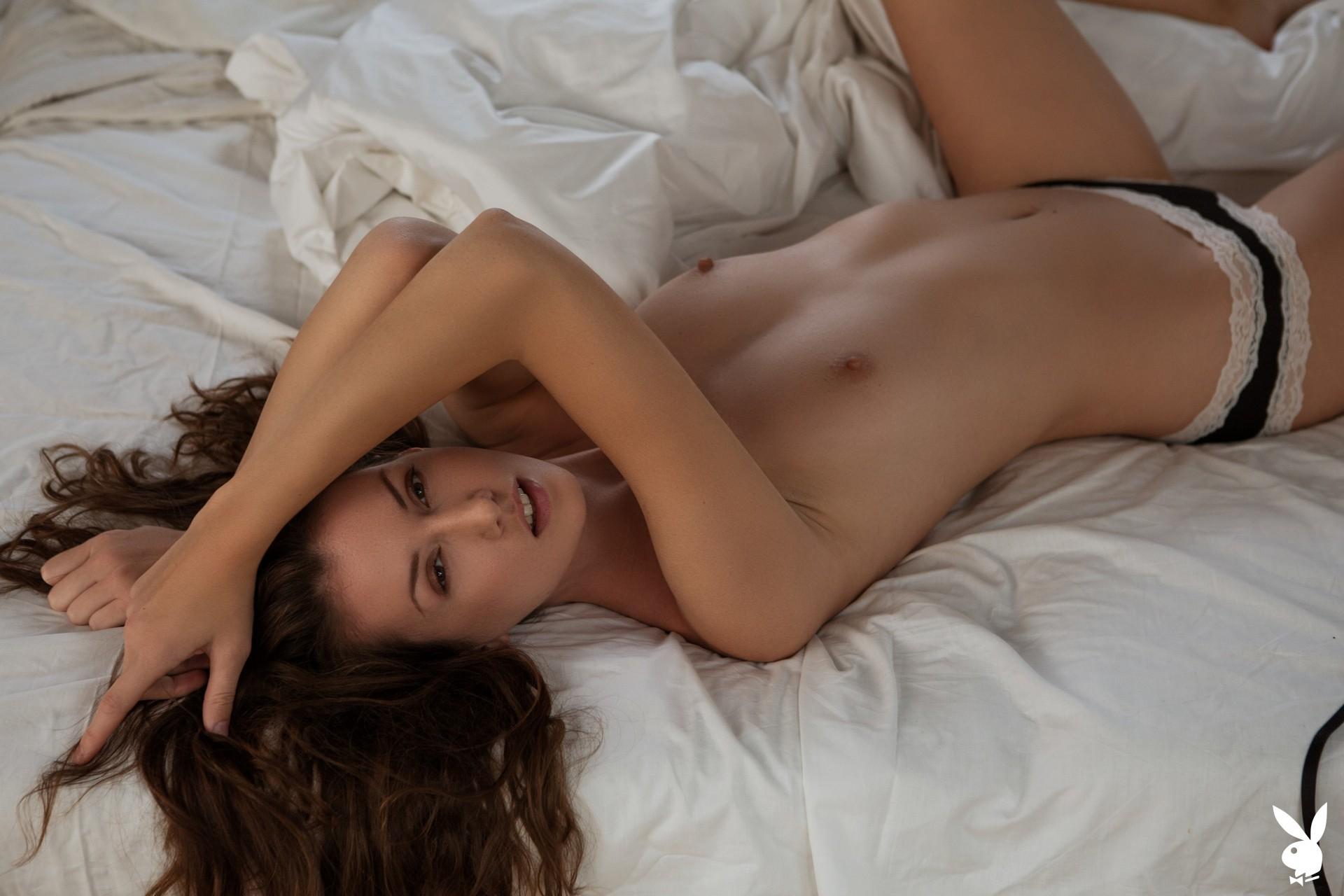 Mikaela Mckenna In Early Awakening Playboy Plus (9)