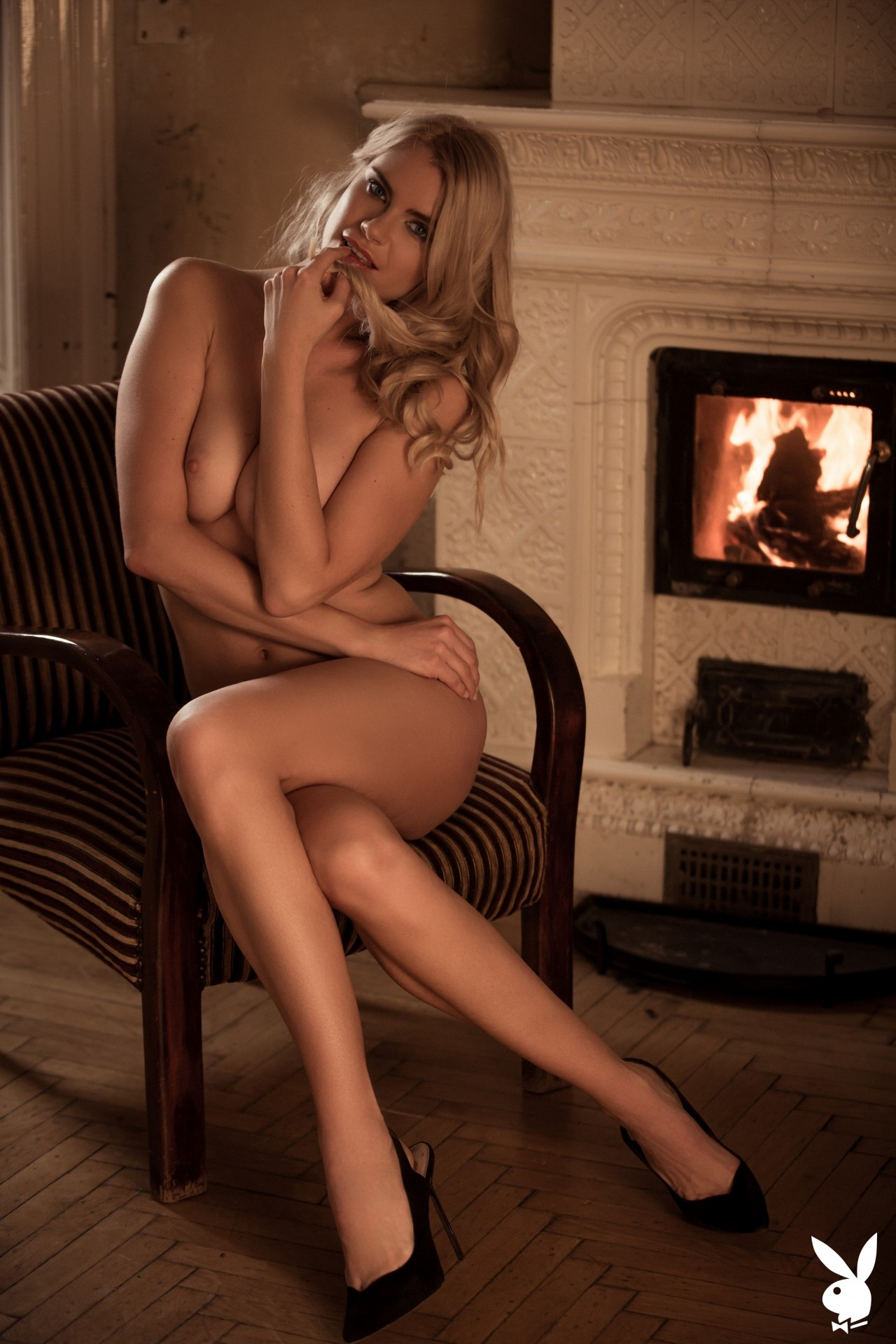 Miky Muse In Burning Love Playboy Plus (21)