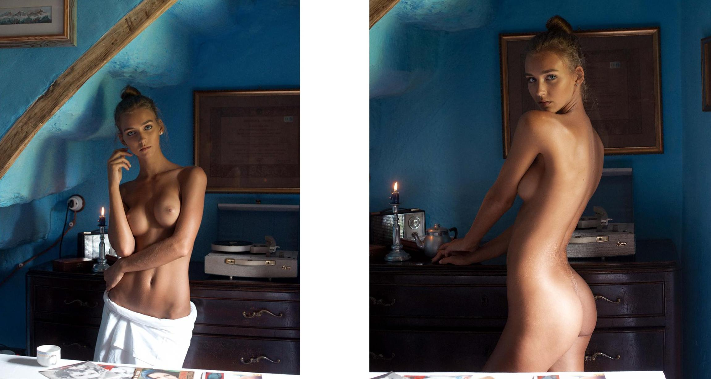 Amateur rachel naked